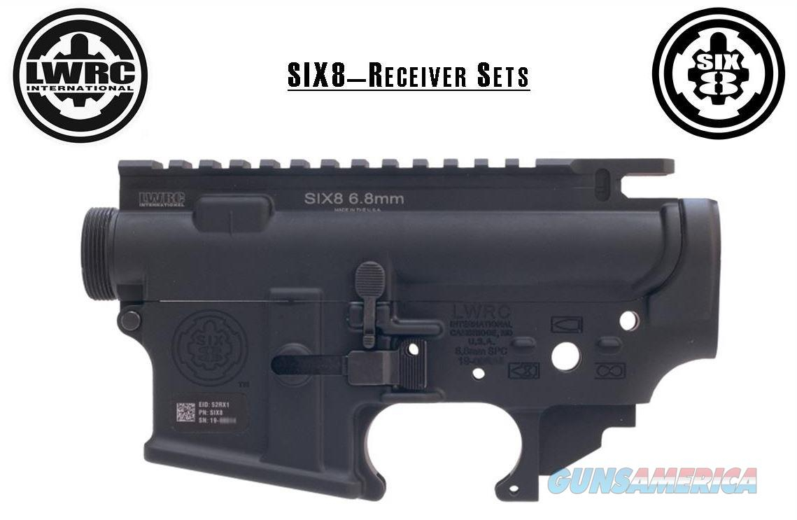 Factory New LWRC SIX8 Lower / Upper Complete set  Guns > Rifles > AR-15 Rifles - Small Manufacturers > Lower Only