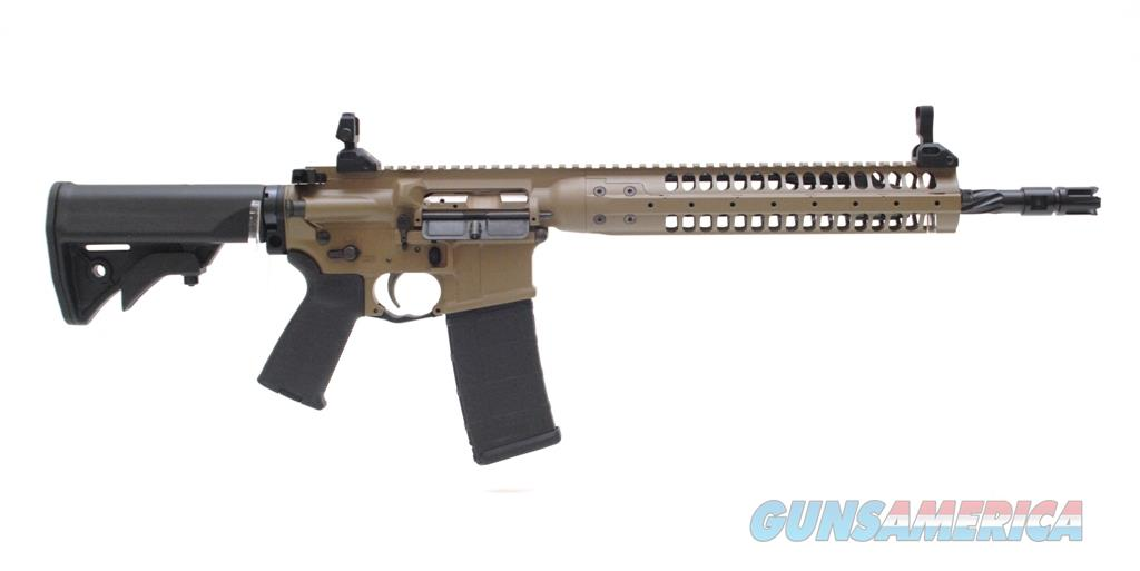 LWRC M6 IC SPR 5.56mm FDE with Spiral Fluted Barrel New Never Displayed!  Guns > Rifles > AR-15 Rifles - Small Manufacturers > Complete Rifle