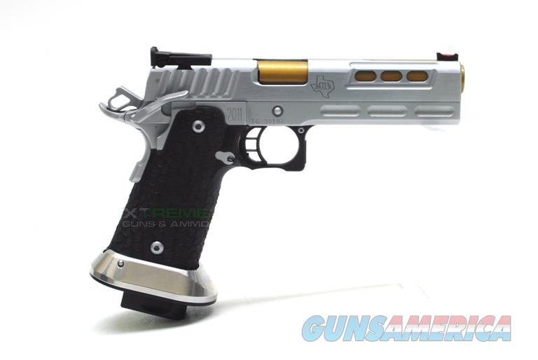 STI DVC Limited Island 9mm New Never Displayed  Guns > Pistols > STI Pistols