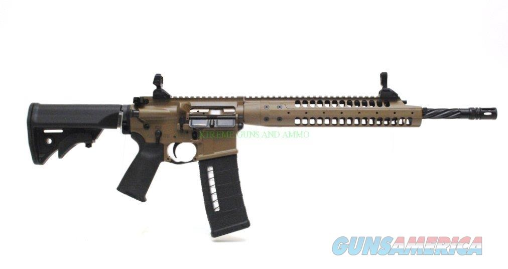 LWRC SIX8-A5 6.8SPC FLAT DARK EARTH 16inch Spiral Fluted Barrel New Never Displayed!  Guns > Rifles > AR-15 Rifles - Small Manufacturers > Complete Rifle