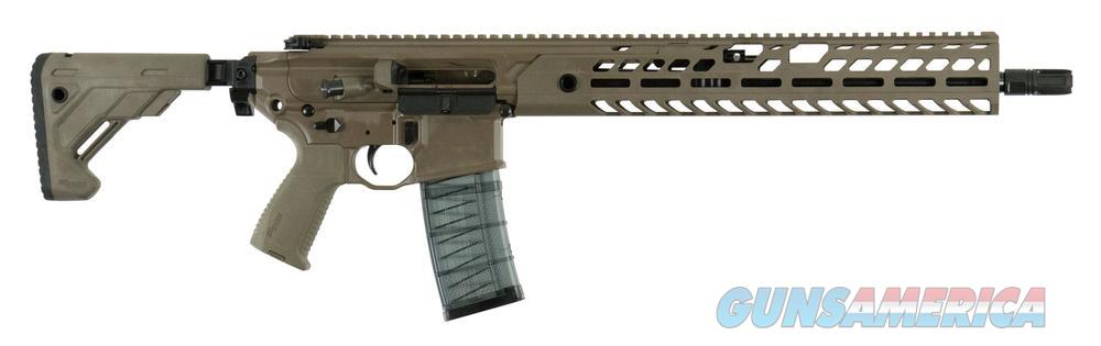 Sig Sauer MCX Virtus Patrol Carbine 5.56mm FDE New In Box  Guns > Rifles > Sig - Sauer/Sigarms Rifles