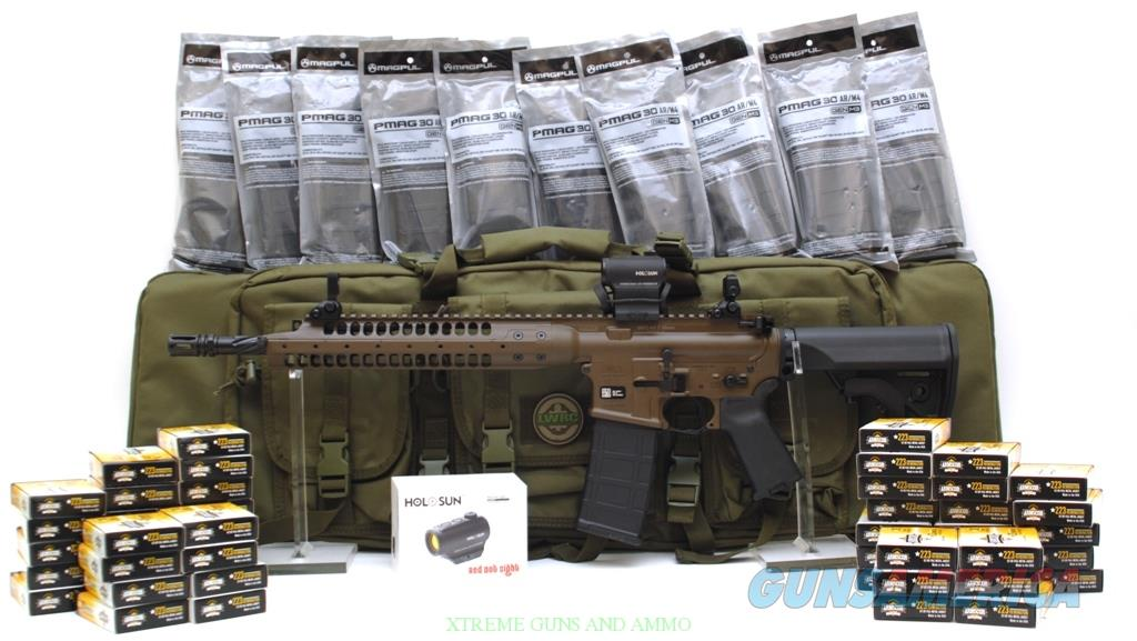 LWRC IC-A5 5.56mm XTREME AMMO PACK, FREE HOLOSUN OPTIC! We Ship To California!  Guns > Rifles > AR-15 Rifles - Small Manufacturers > Complete Rifle