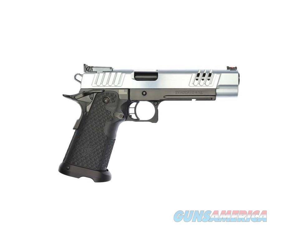 STI 2011 Staccato XL 2020 Chrome 9mm Pistol New For 2020!  Guns > Pistols > STI Pistols