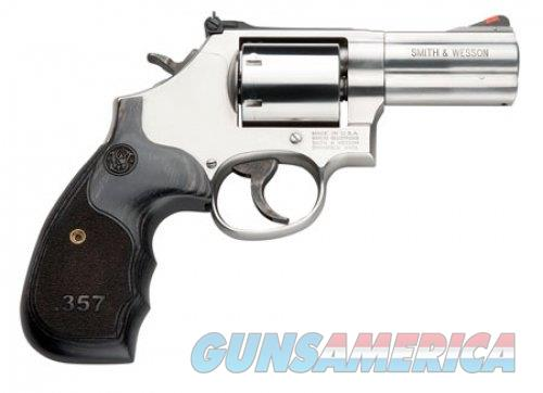 Smith & Wesson 686 Plus Magnum Model 150853 NIB   -  NO CC FEE  Guns > Pistols > Smith & Wesson Revolvers > Med. Frame ( K/L )