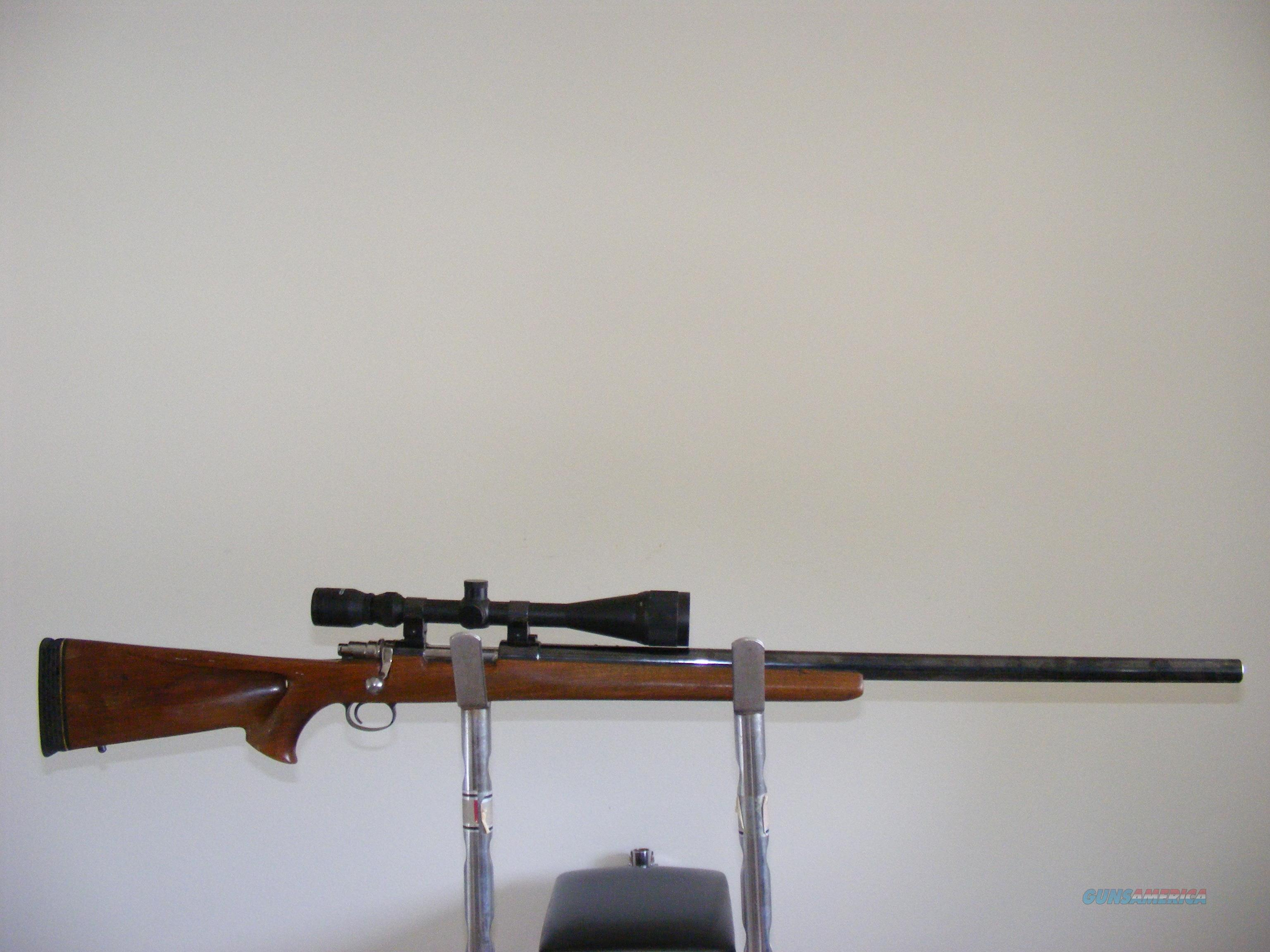 Weatherby 300 mag choked down to 6.5mm  Guns > Rifles > Weatherby Rifles > Tactical