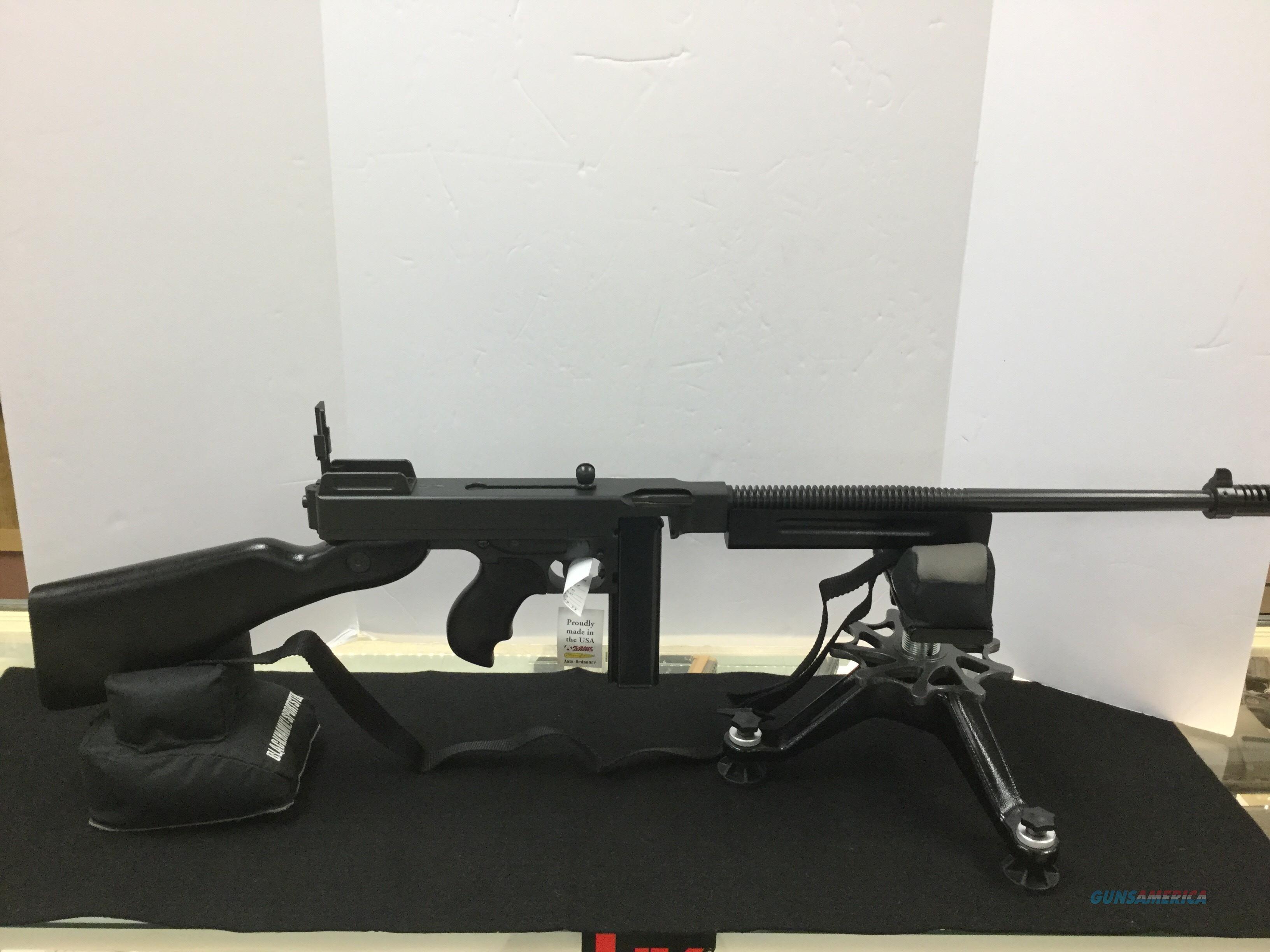 Thompson 1927-A Commando  Guns > Rifles > Auto Ordnance Rifles
