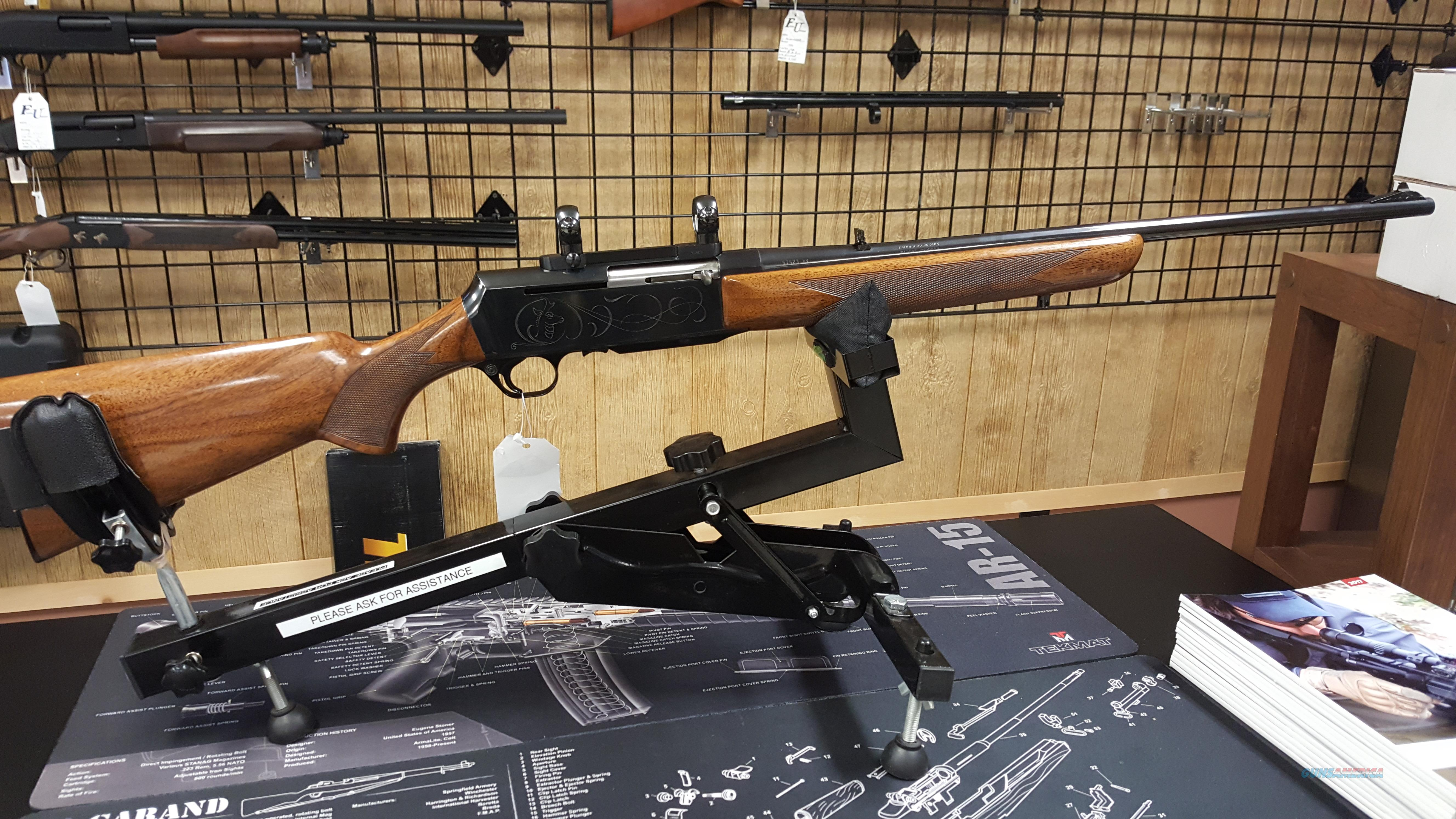 Browning BAR (30-06) GradeII 1969 w/ scope mount and rings (belgium made)  Guns > Rifles > Browning Rifles > Semi Auto > Hunting