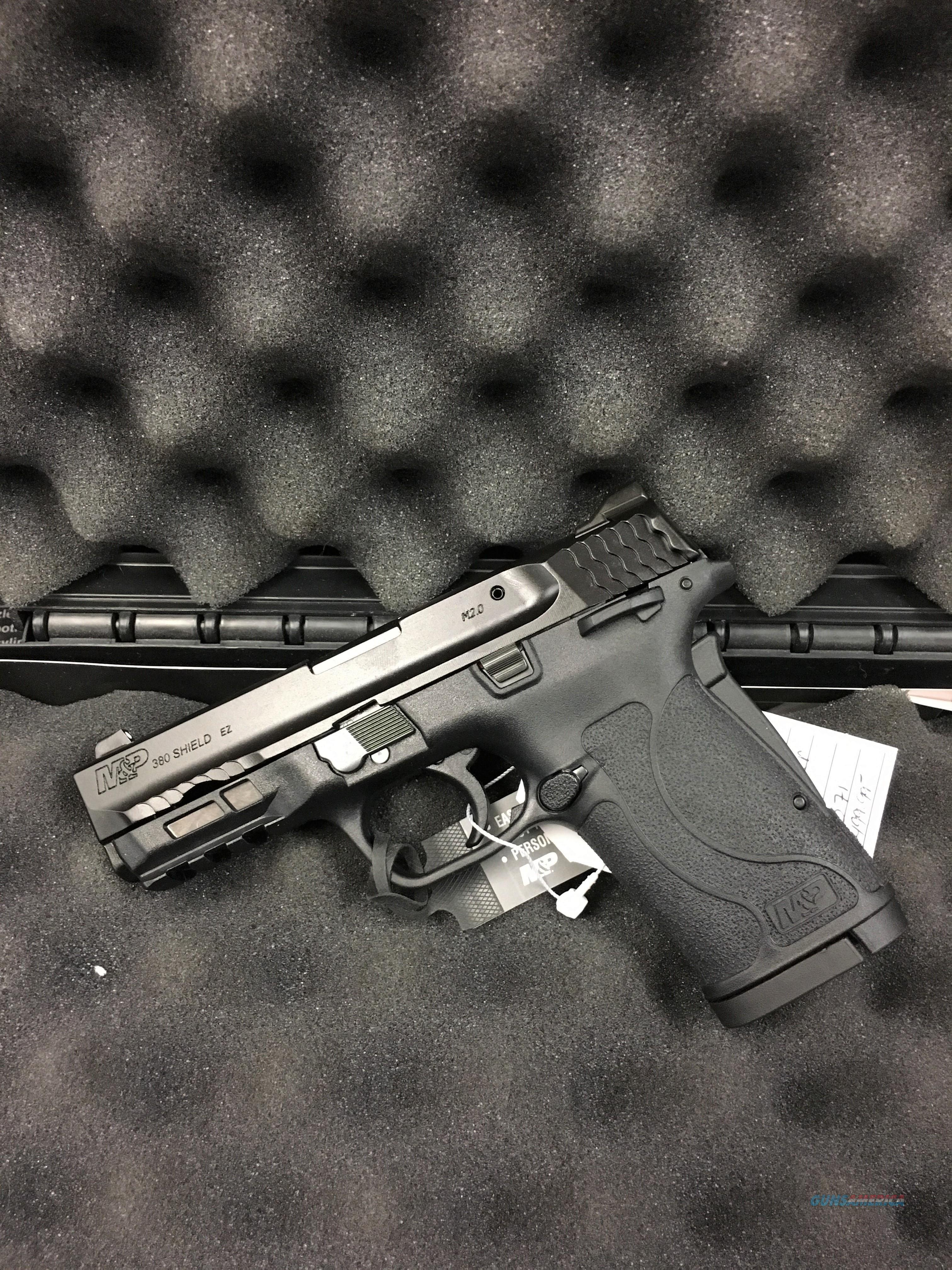 NEW!! SMITH & WESSON M&P 380EZ!!!  Guns > Pistols > Smith & Wesson Pistols - Autos > Polymer Frame