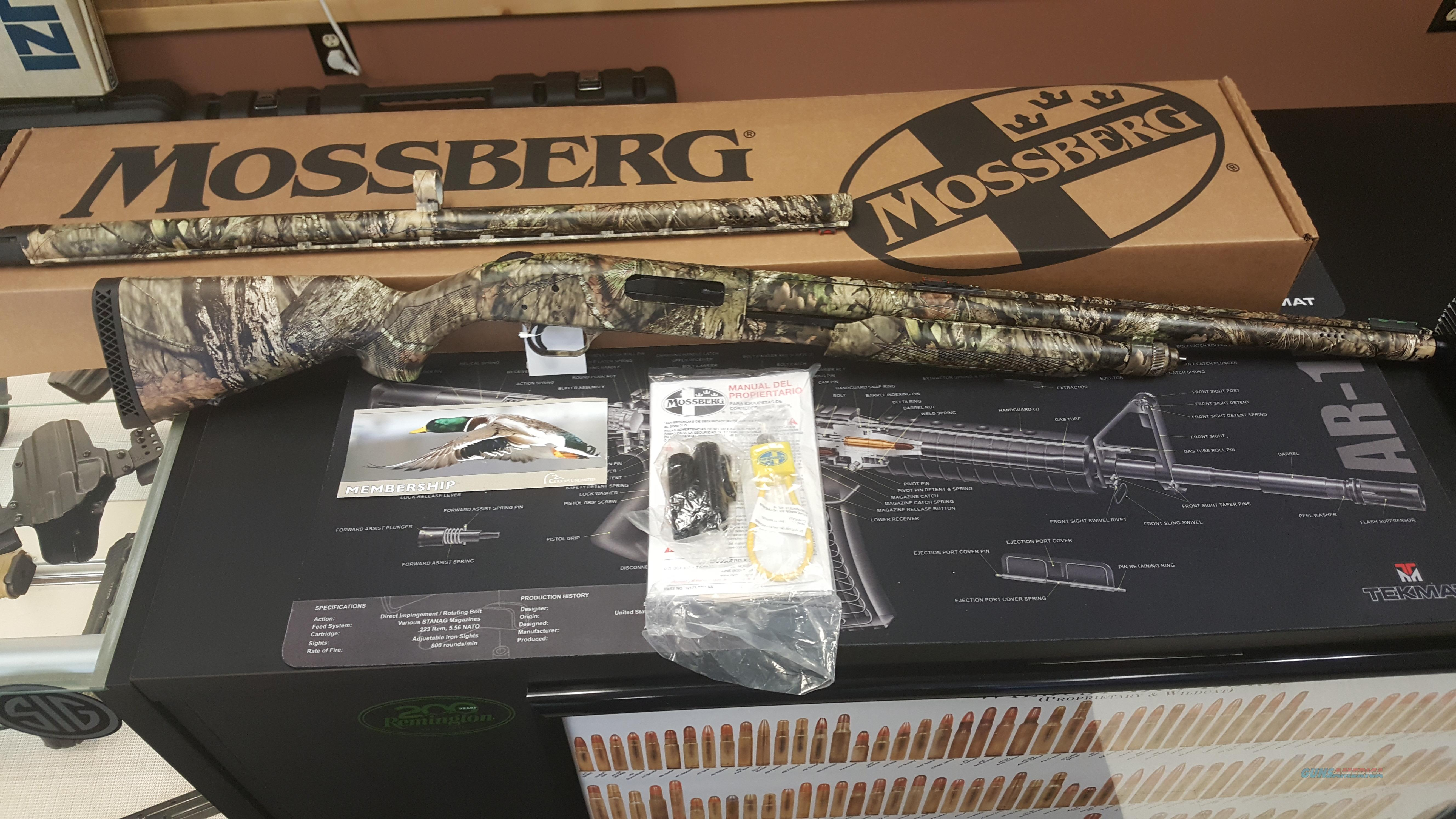 Mossberg 835 combo Turkey/Waterfowl 12. gauge  Guns > Shotguns > Mossberg Shotguns > Pump > Sporting