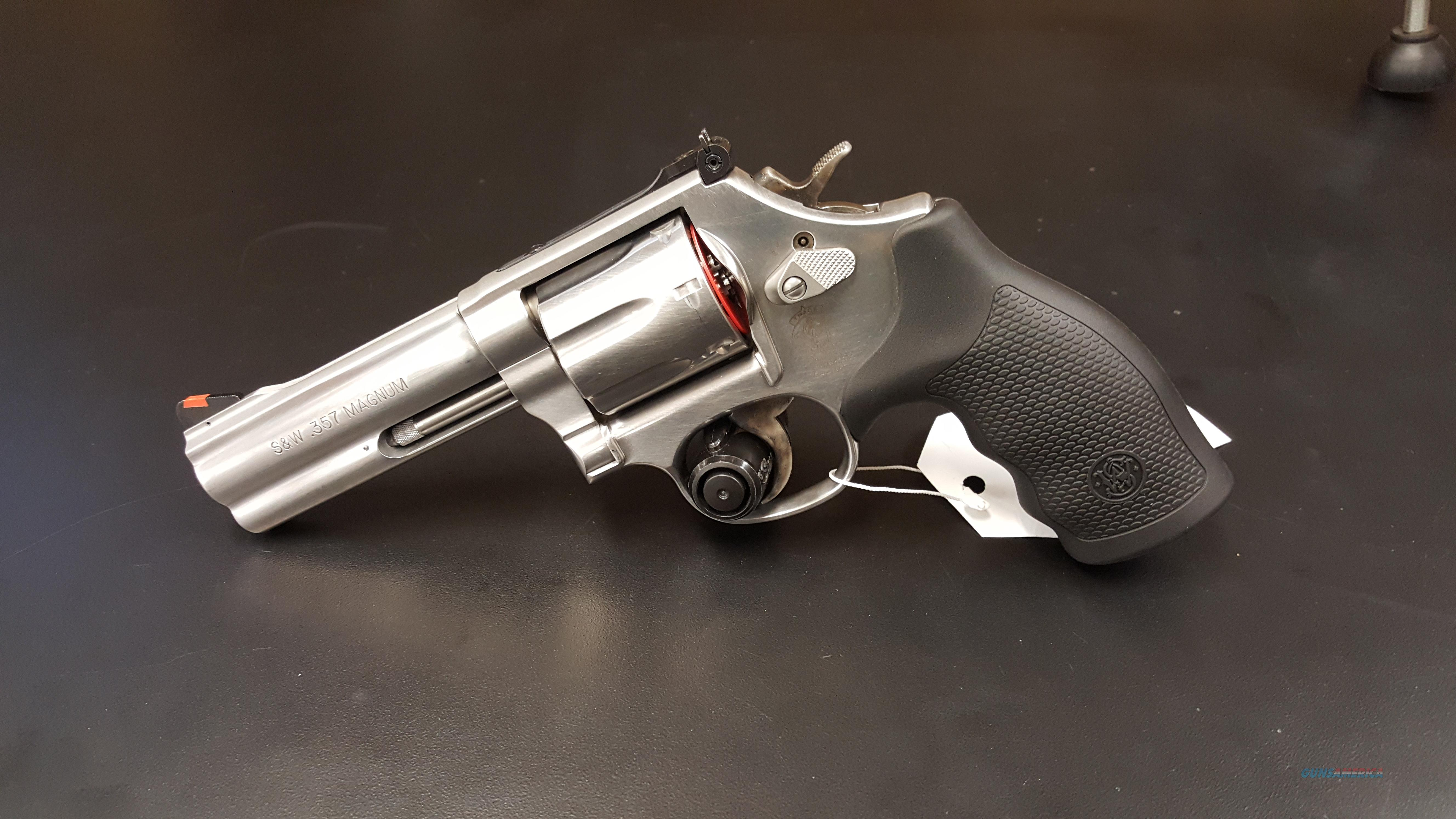 "Smith & Wesson 686+ 357magnum 6"" barrel  Guns > Pistols > Smith & Wesson Revolvers > Med. Frame ( K/L )"