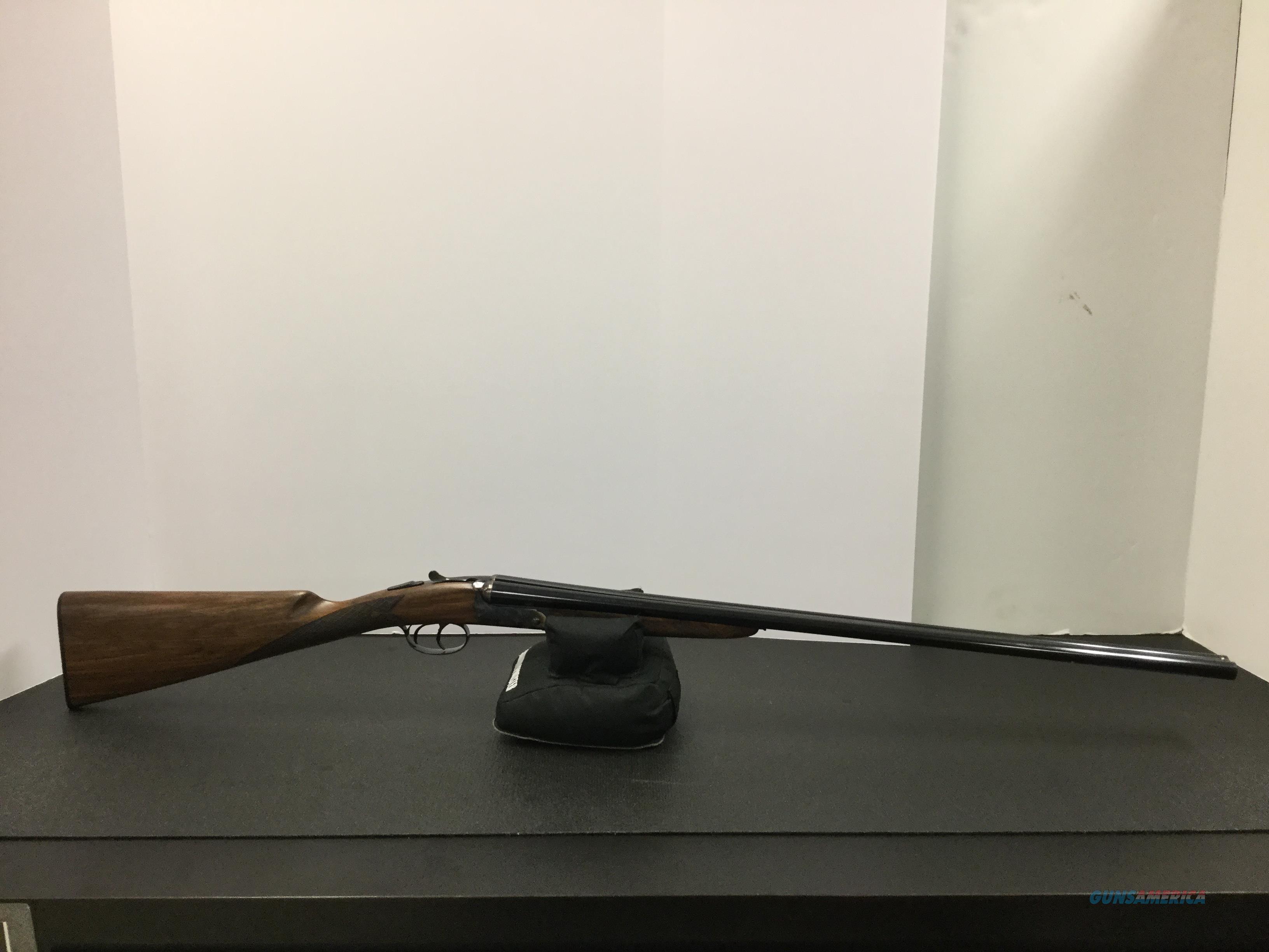 NEW! F.A.I.R Iside 20ga SxS 28ga Shotgun   Guns > Shotguns > FAIR Shotguns