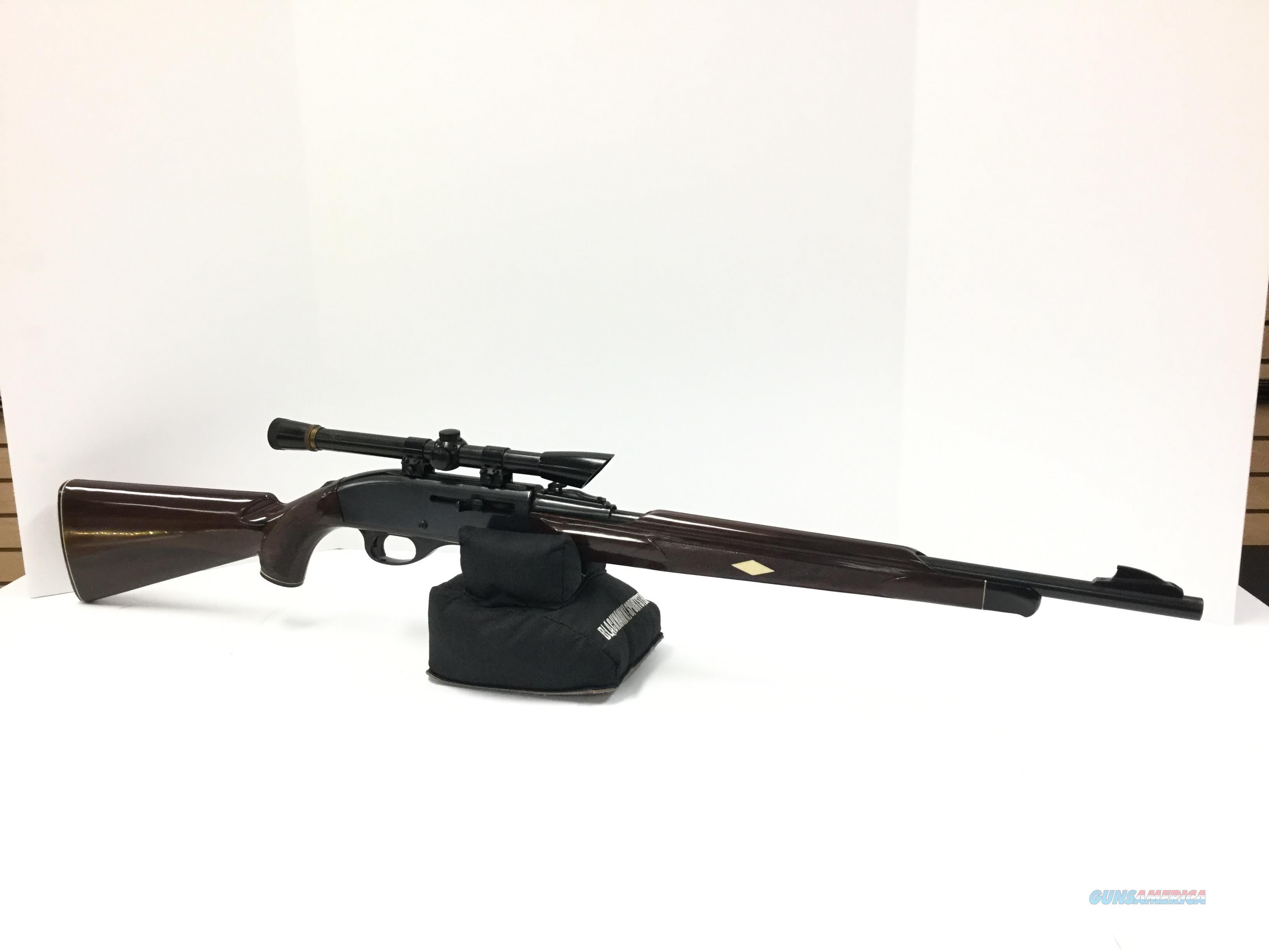 Rare Remington Nylon 66 Mohawk Brown EX  Guns > Rifles > Remington Rifles - Modern > .22 Rimfire Models