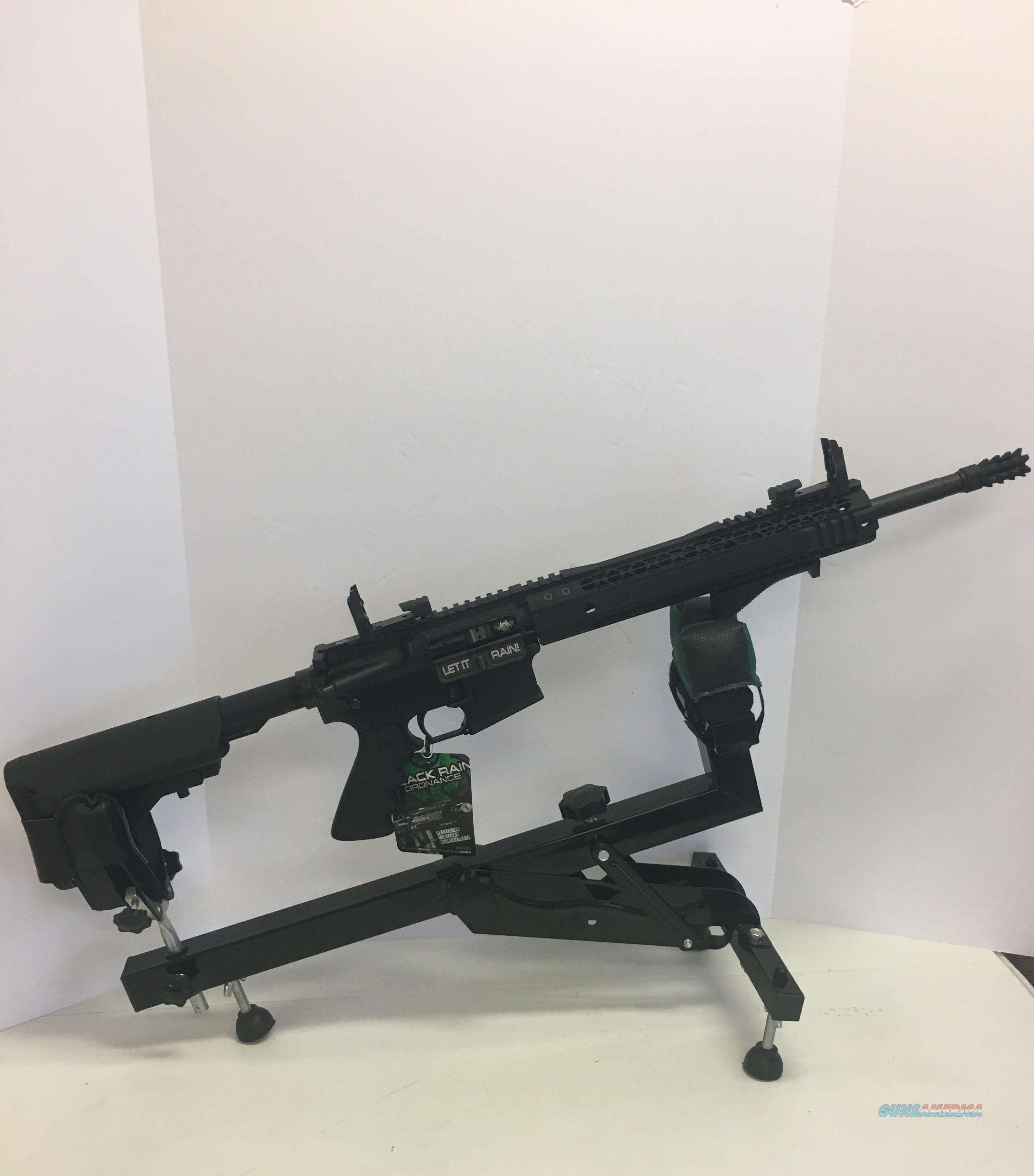 BLACK RAIN ORDNANCE >>LIMITED EDITION<< BRO SPEC15   Guns > Rifles > B Misc Rifles