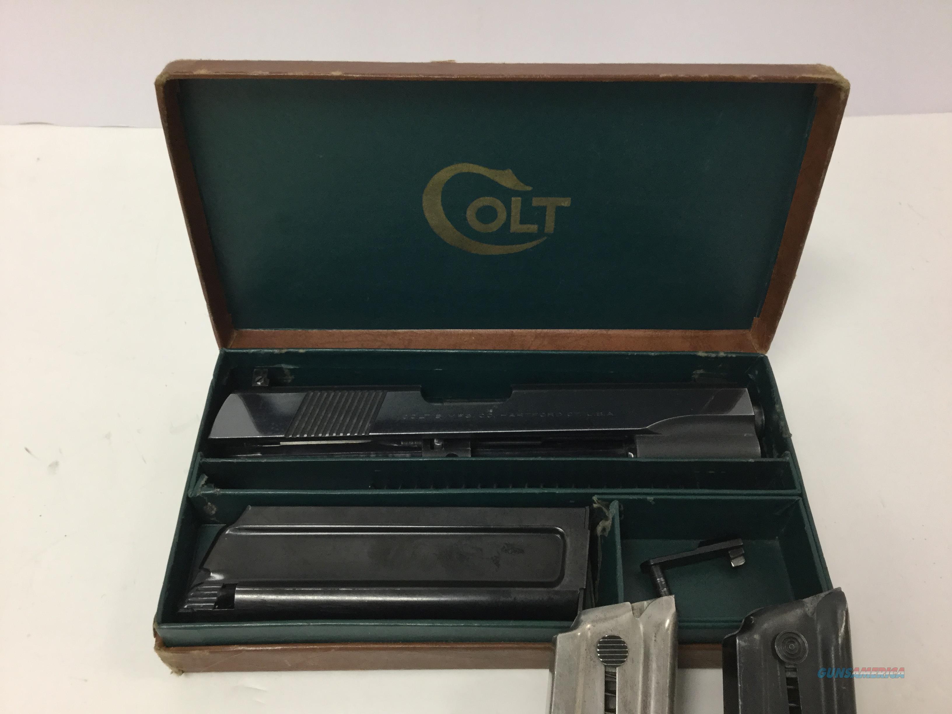 LNIB Colt .22lr Conversion Kit W/3 Original Magazines 1948  Non-Guns > Barrels