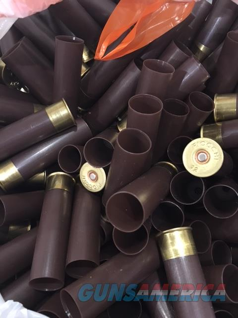 650 count New/Unused Primed 12 GA 3.0 inch brown Fiocchi Shotshells  Non-Guns > Reloading > Components > Shotshell