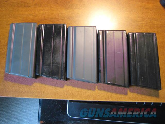 Used FN/FAL 20 round Metric magazines  Non-Guns > Magazines & Clips > Rifle Magazines > FAL