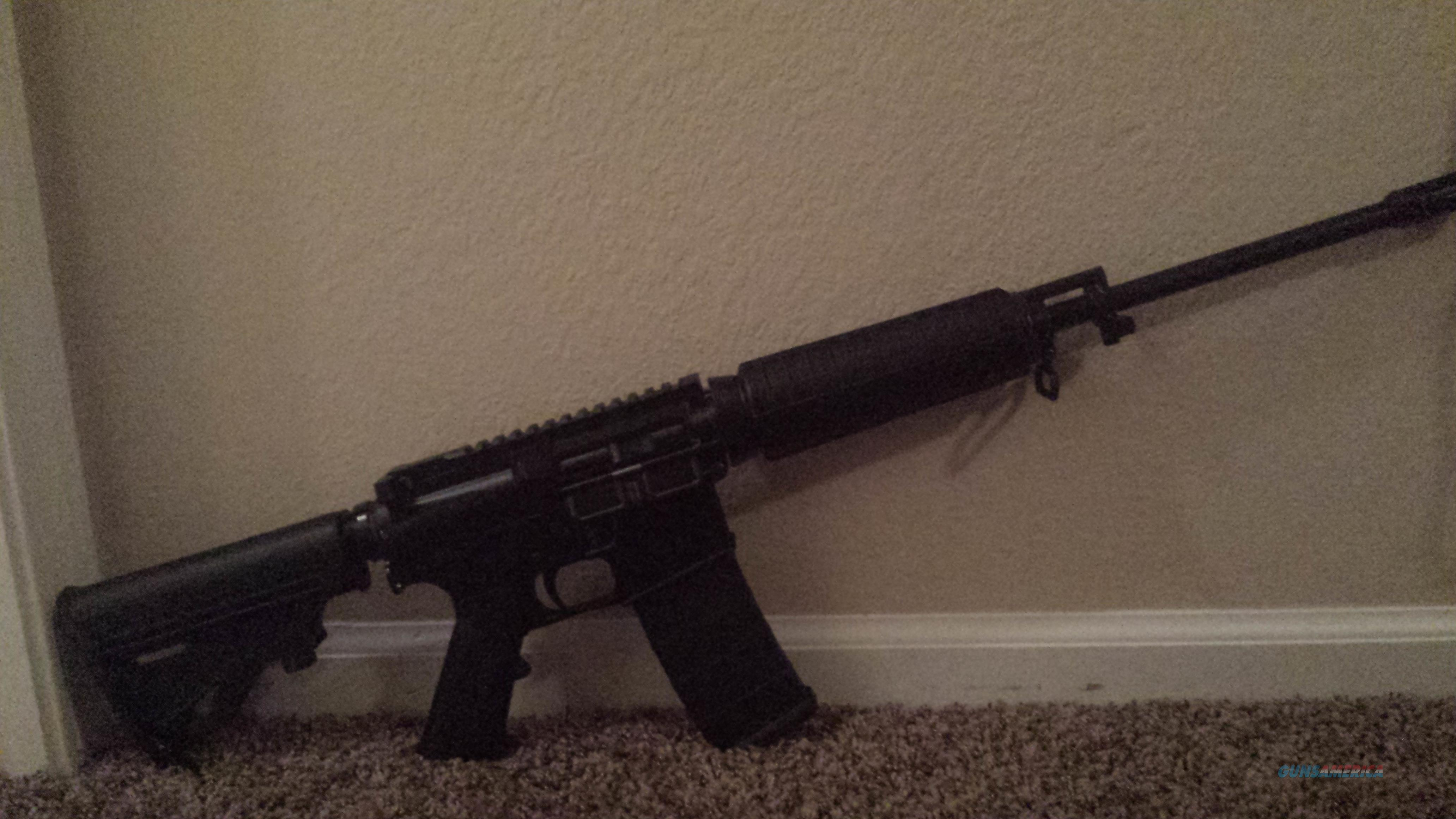 Bushmaster upper with New Frontier lower  Guns > Rifles > Bushmaster Rifles > Complete Rifles