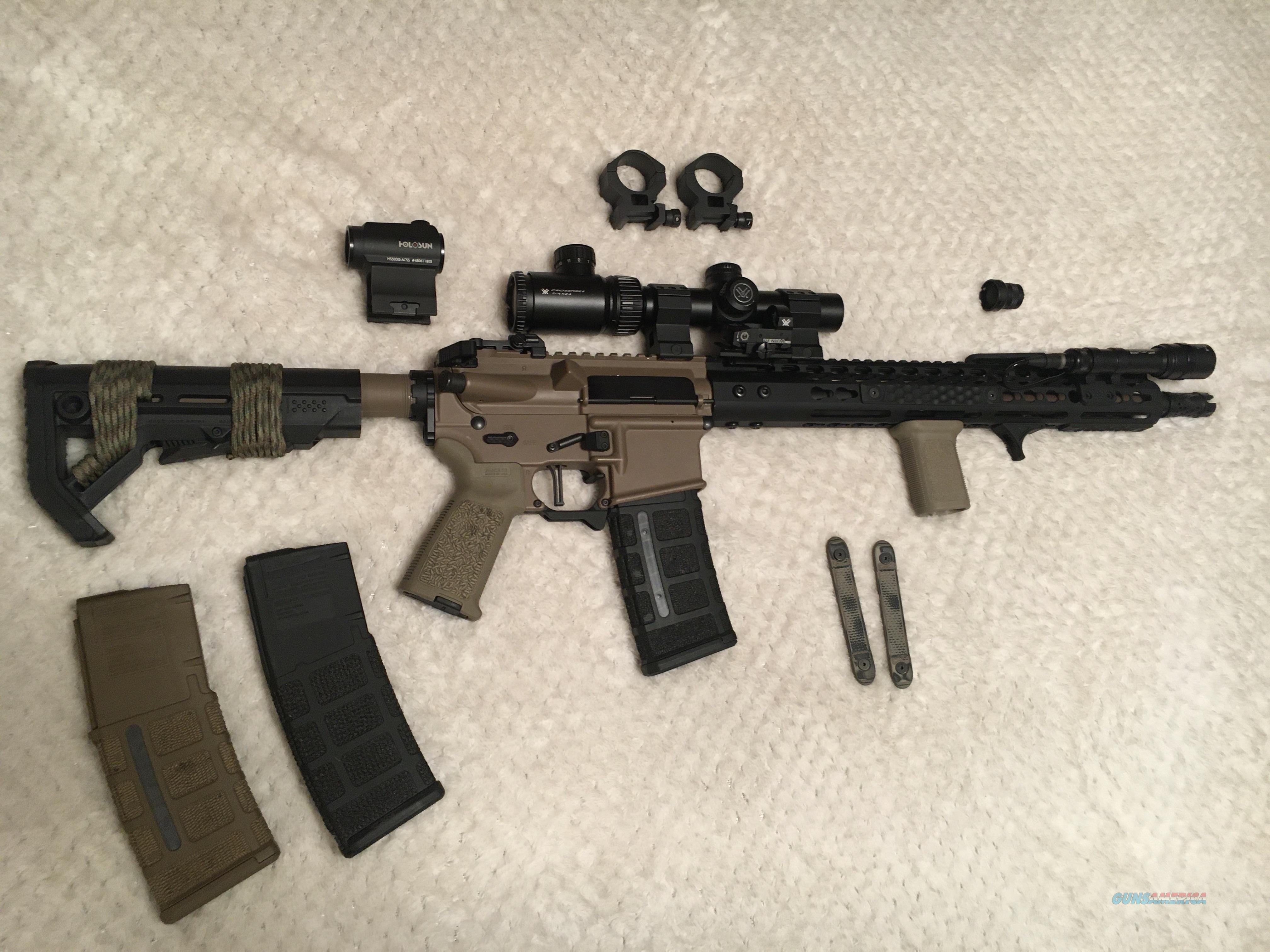Custom AR-15 Build  Guns > Rifles > Ruger Rifles > AR Series