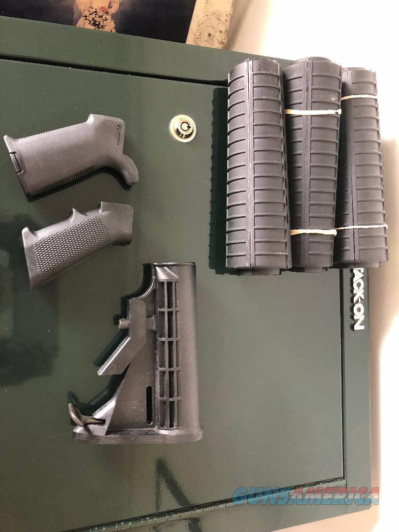 Ar-15 Stock handguard Grip  Non-Guns > Gun Parts > Stocks > Polymer