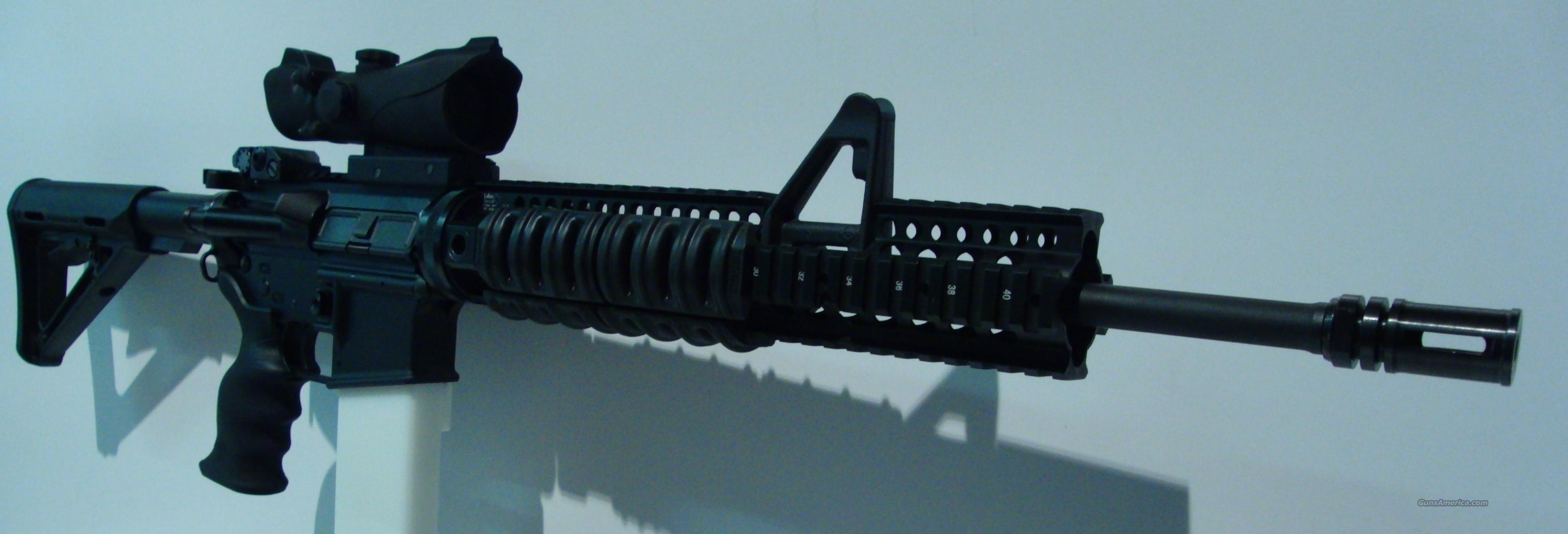 AR15 lightweight free float quadrail 223 CA compliant  Guns > Rifles > AR-15 Rifles - Small Manufacturers > Complete Rifle