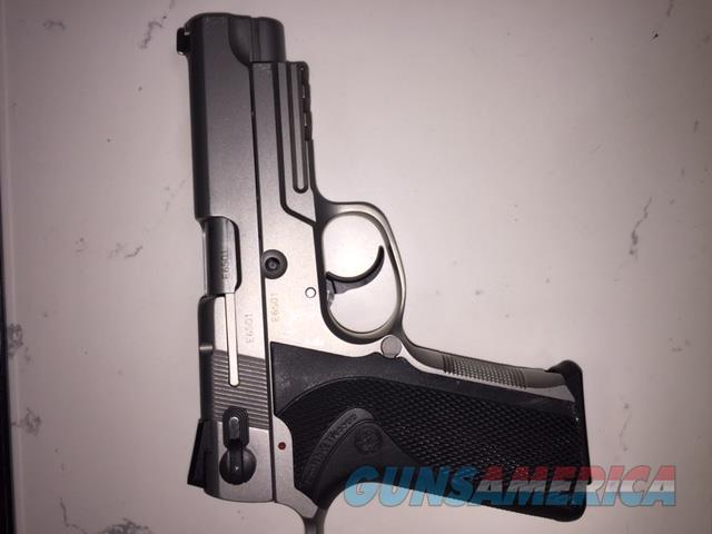 SW 4006TSW 40SW Pistol. Ca. Highway Patrol Issued  Guns > Pistols > Smith & Wesson Pistols - Autos > Steel Frame