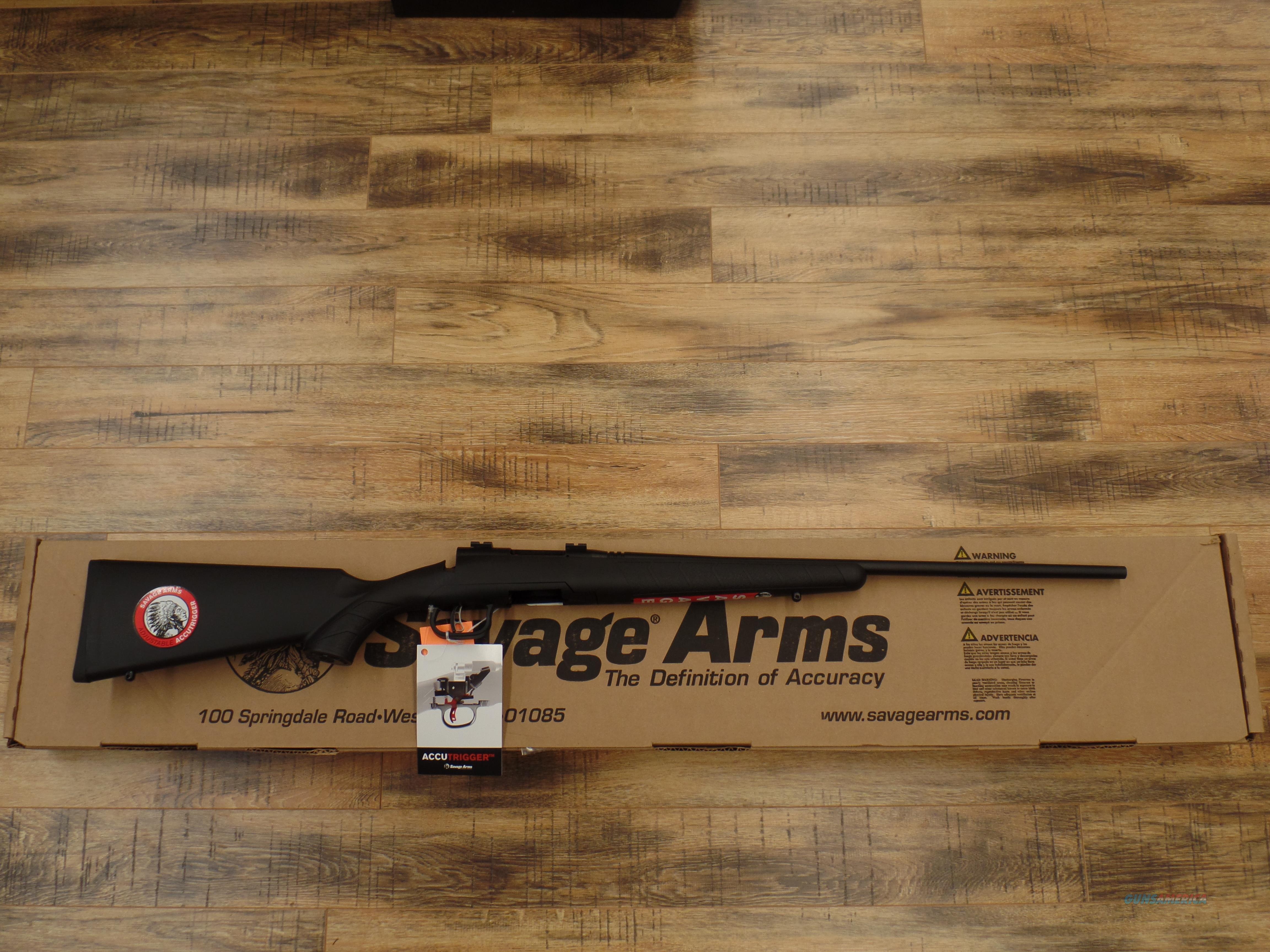 Savage B MAG (17 Winchester Super Mag CAL.)  Guns > Rifles > Savage Rifles > Accutrigger Models > Sporting