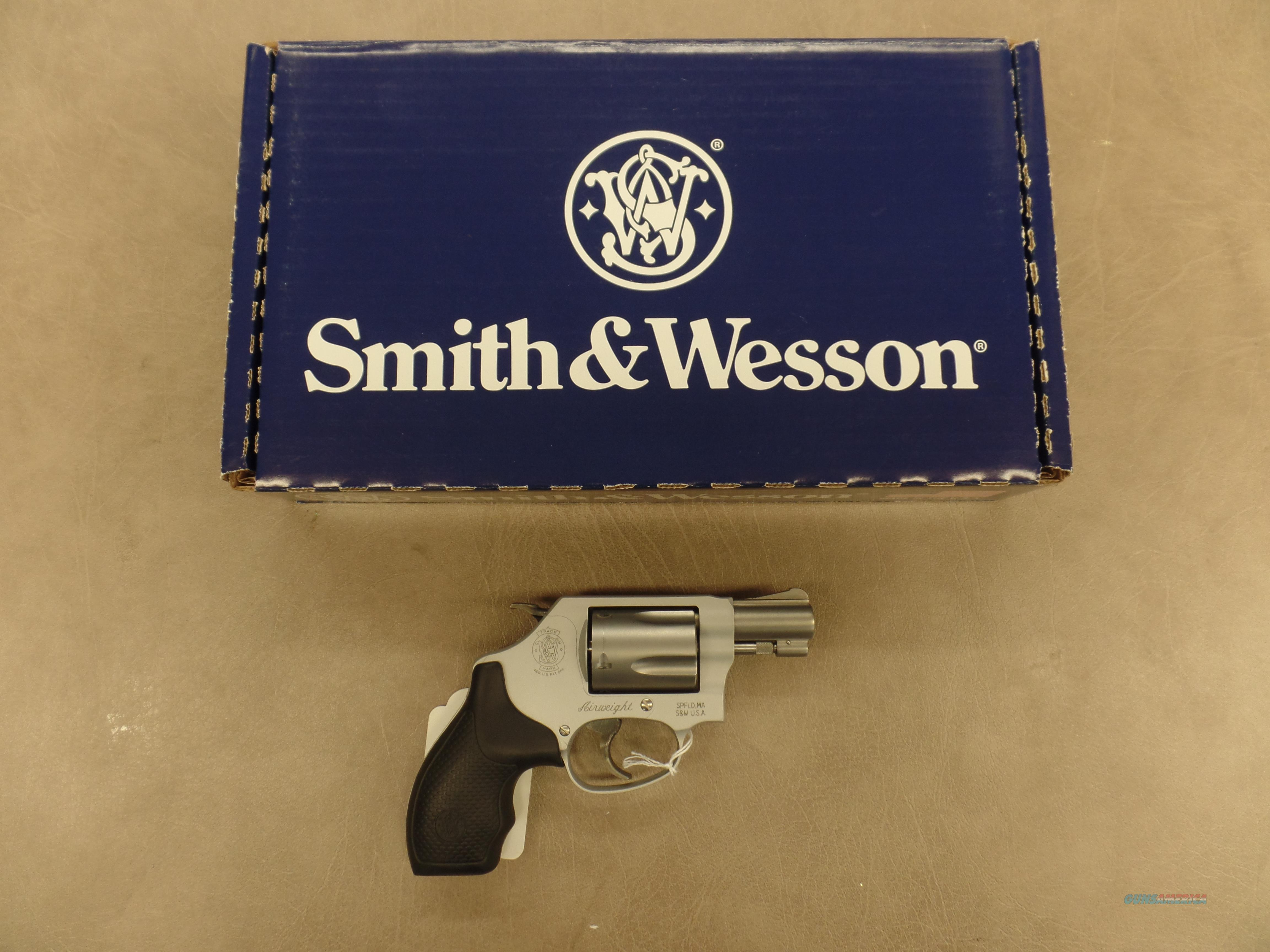 Smith & Wesson Airweight Model 637  Guns > Pistols > Smith & Wesson Revolvers > Pocket Pistols