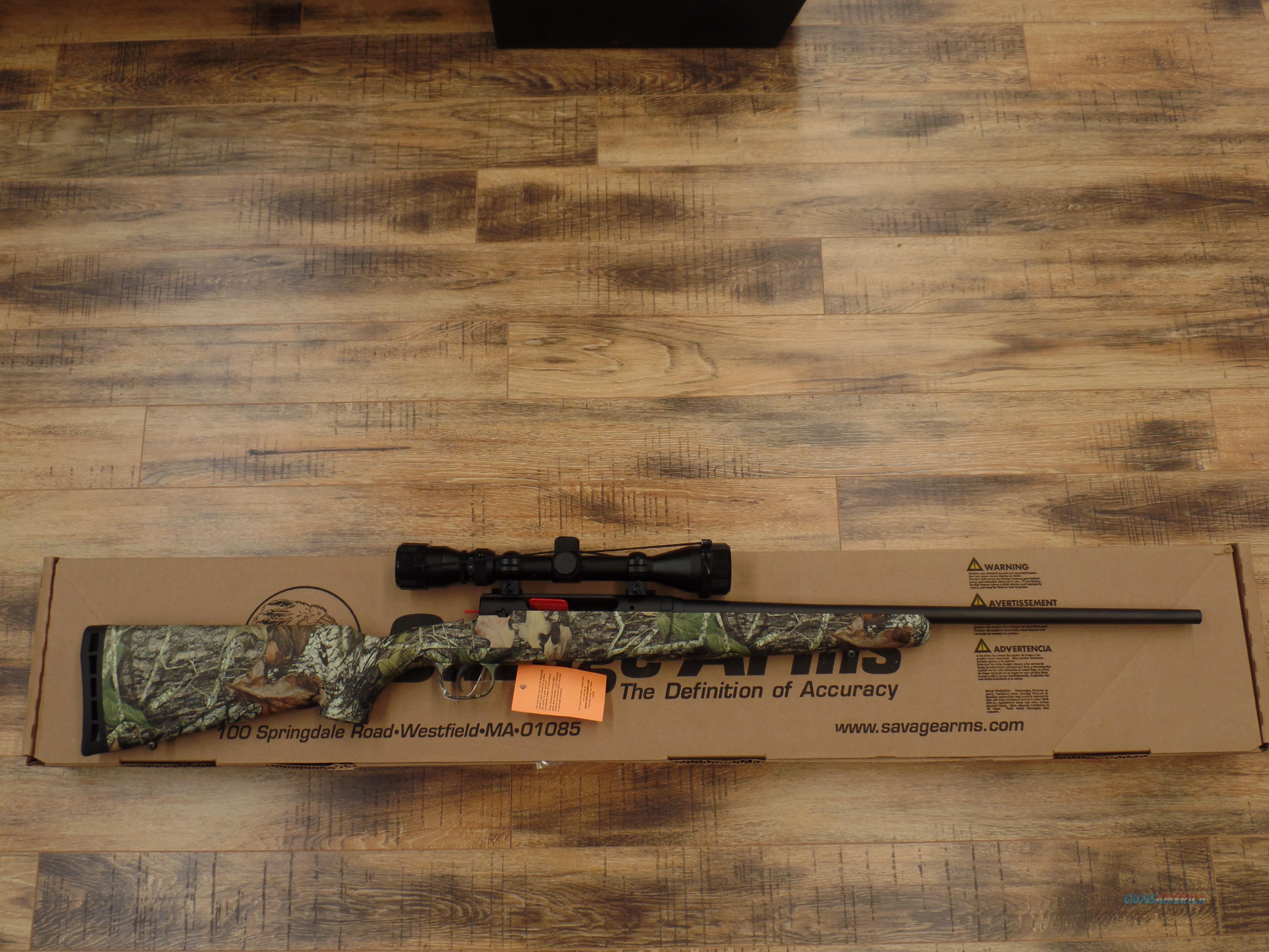 Savage Axis Camo 308 / 7.62x51   Guns > Rifles > Savage Rifles > Axis