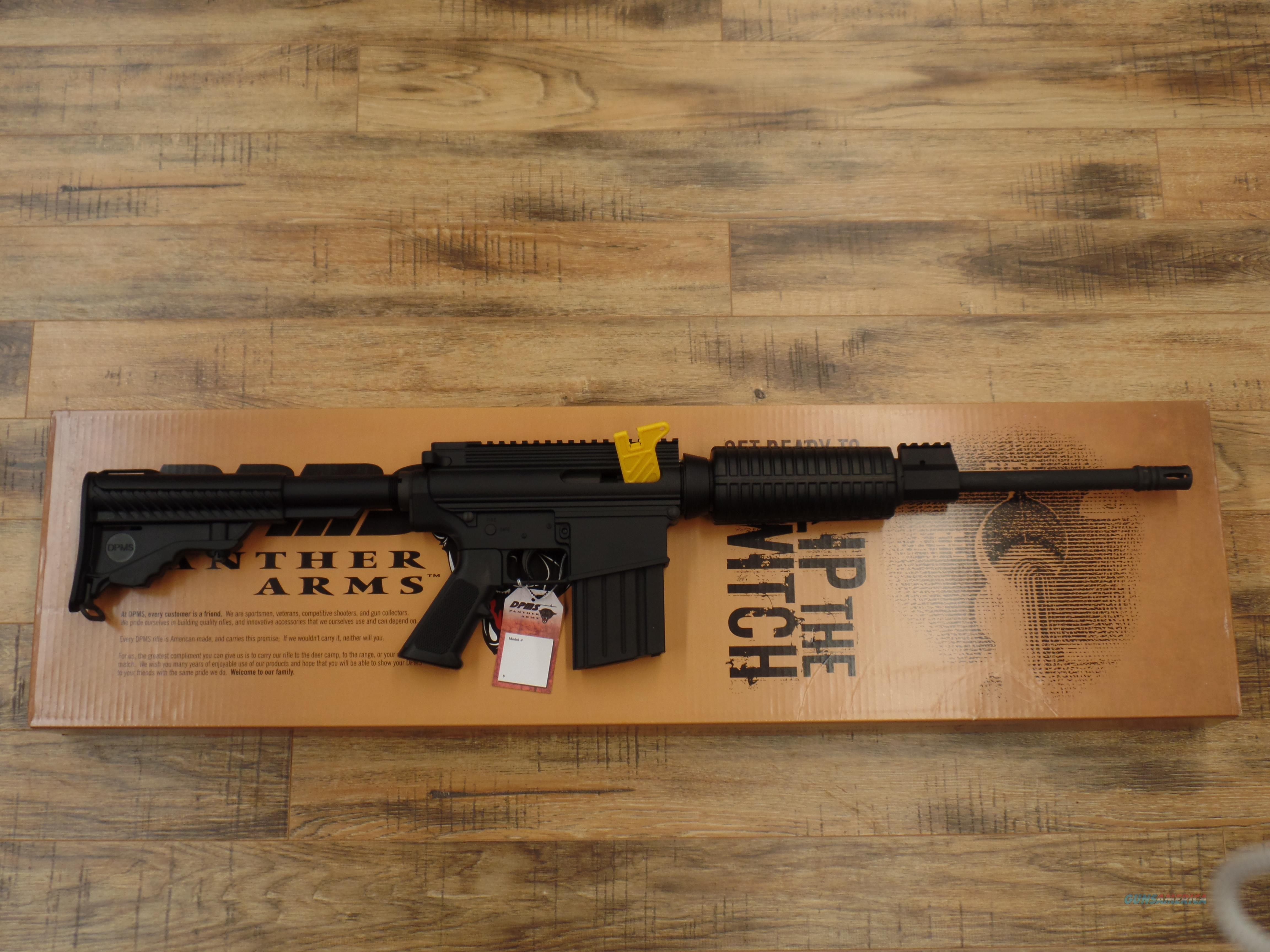 DPMS sportical LR-308  Guns > Rifles > DPMS - Panther Arms > Complete Rifle