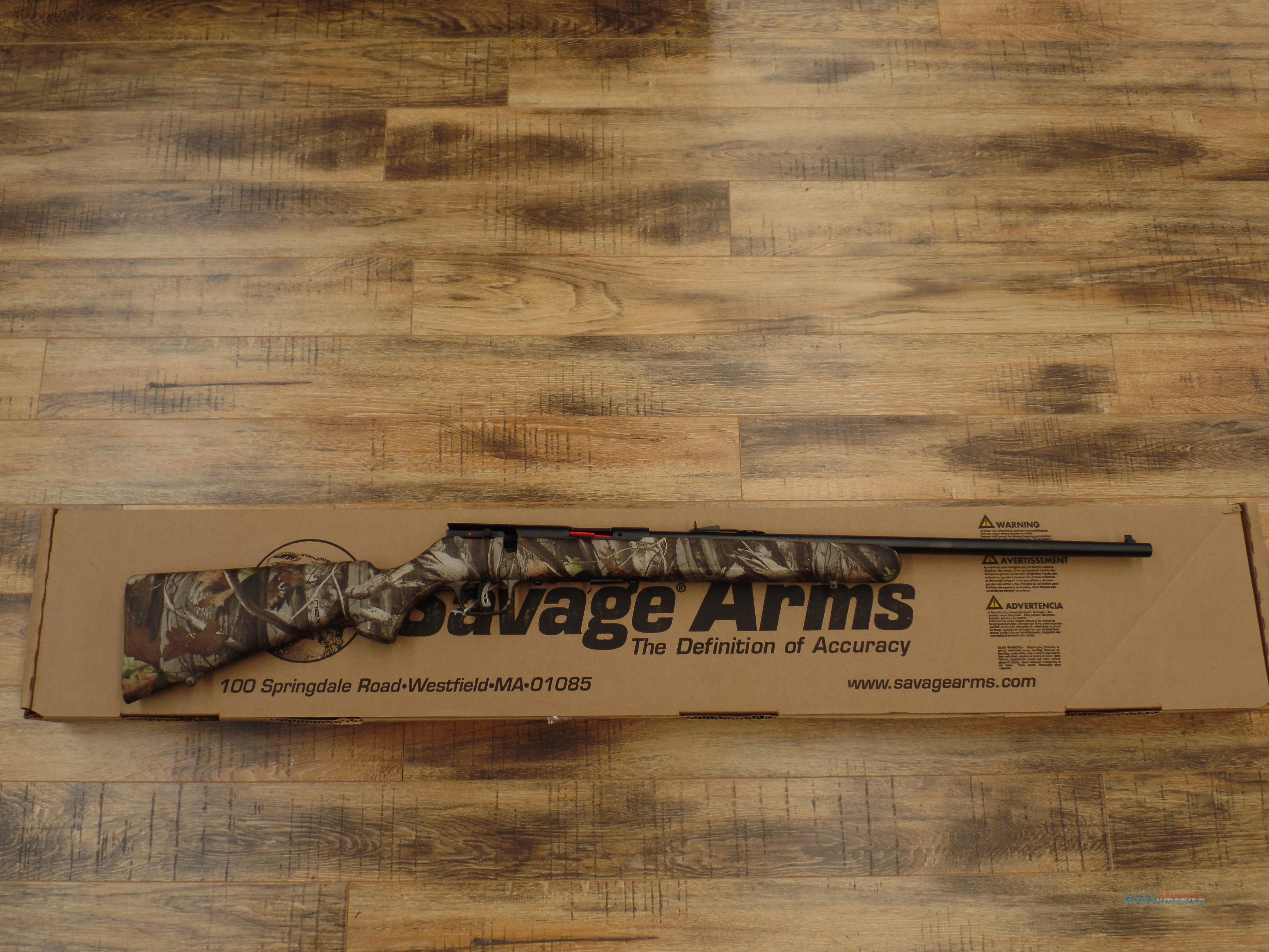 Savage Model M2 Camo  Guns > Rifles > Savage Rifles > Accutrigger Models > Sporting