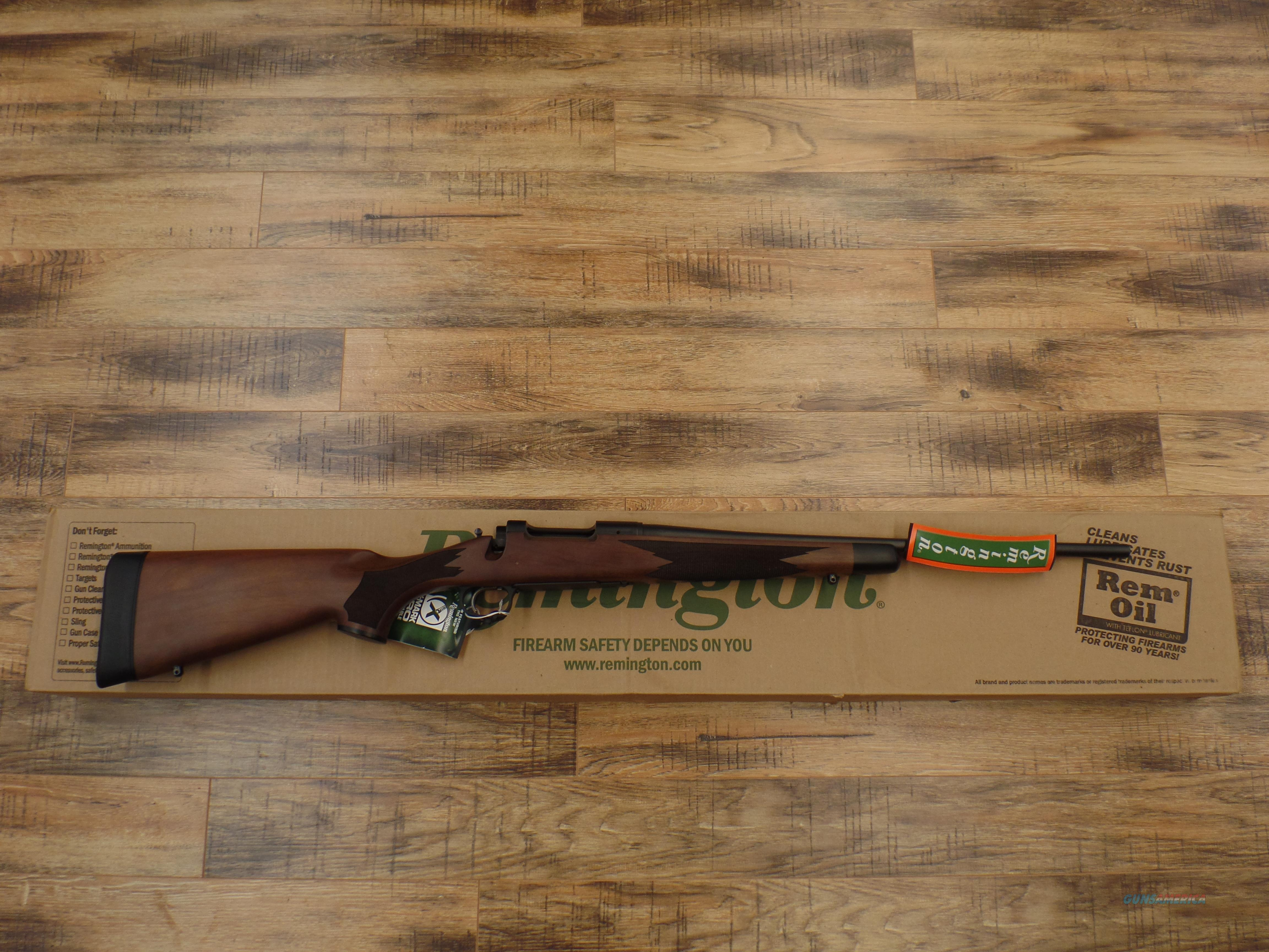 Remington Model 7 CDL  Guns > Rifles > Remington Rifles - Modern > Other