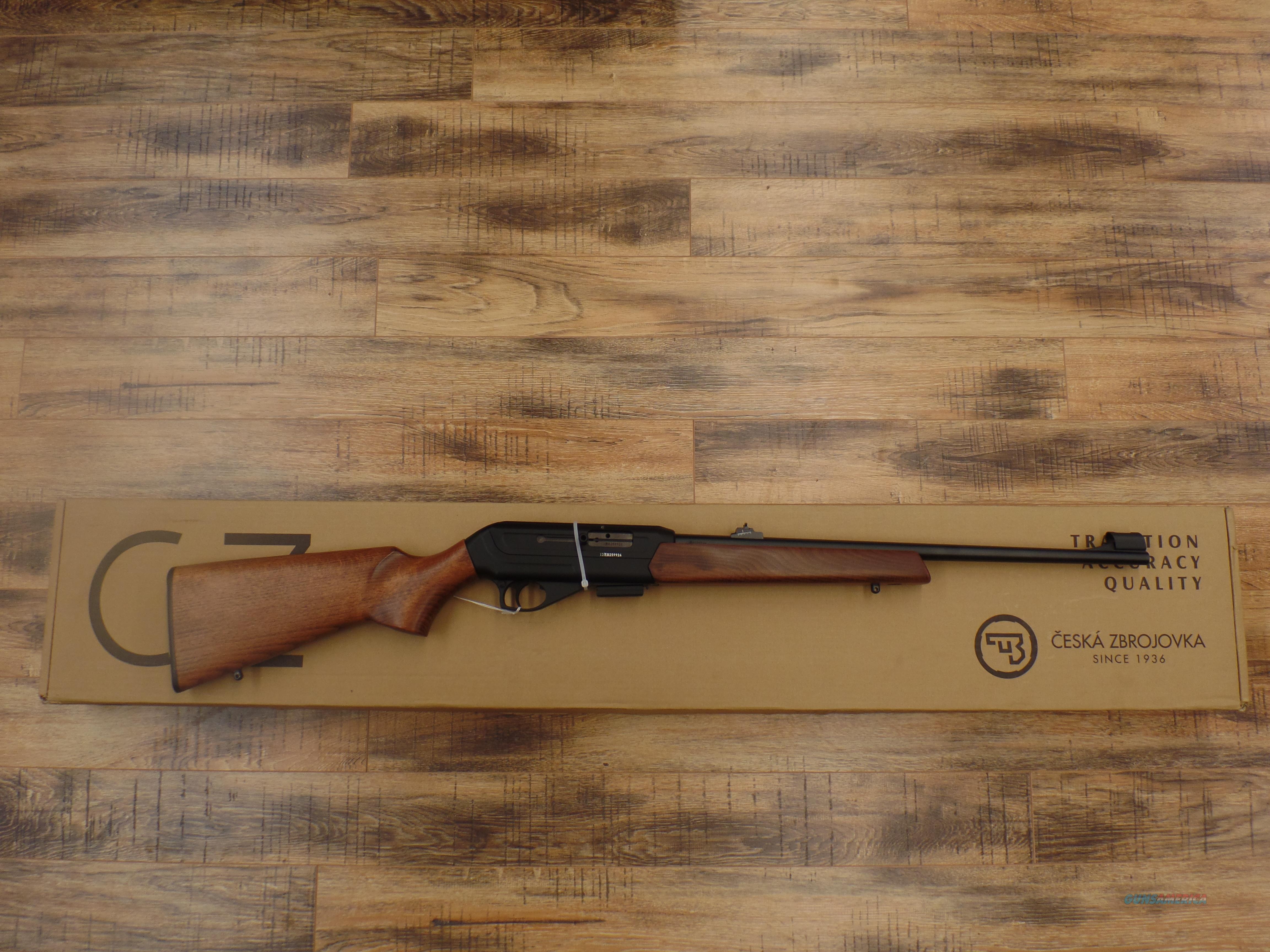 CZ 512 (22 MAG)  Guns > Rifles > CZ Rifles