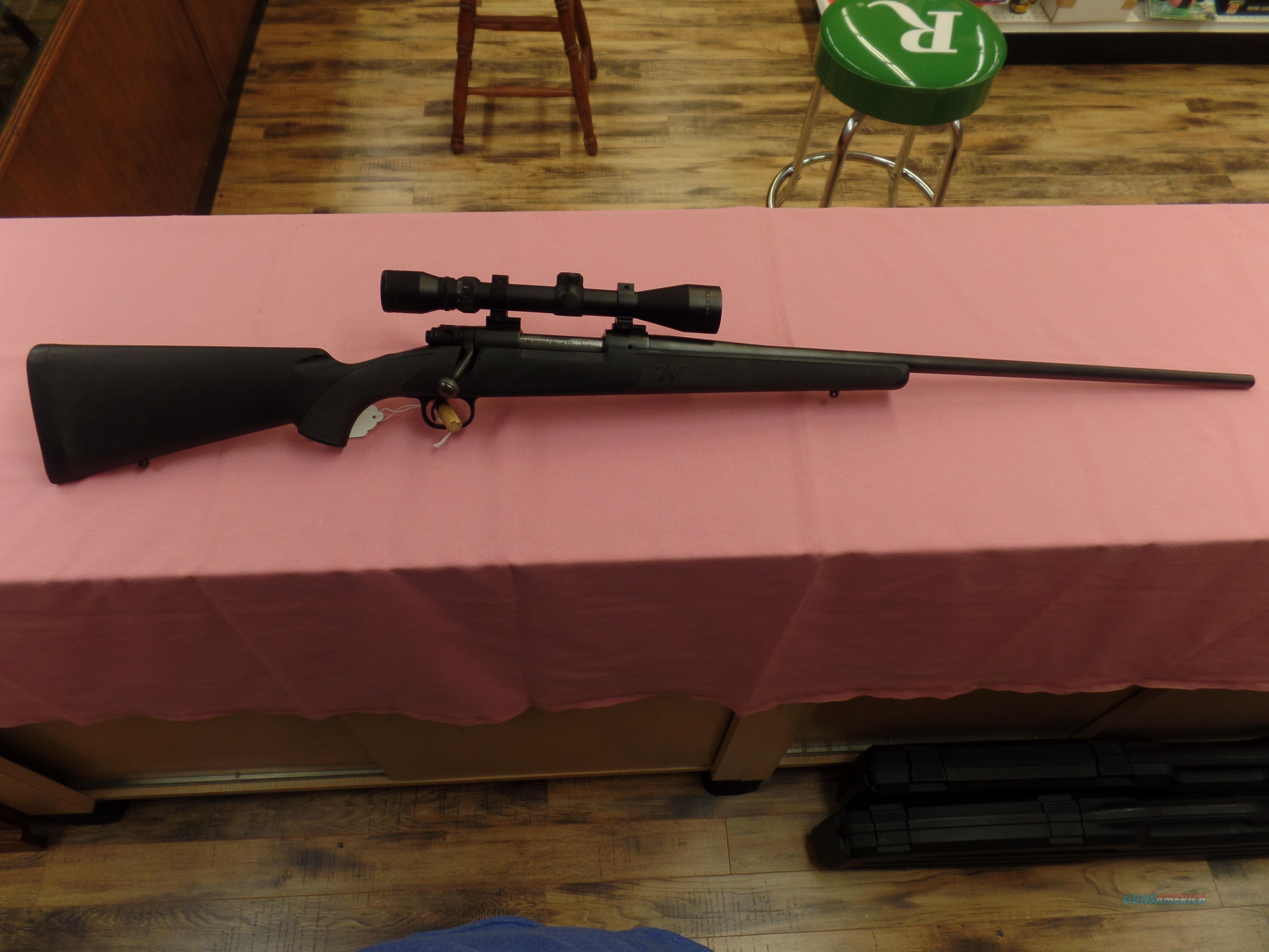 Winchester Model 70 in 7mm mag.  Guns > Rifles > Winchester Rifles - Modern Bolt/Auto/Single > Model 70 > Post-64