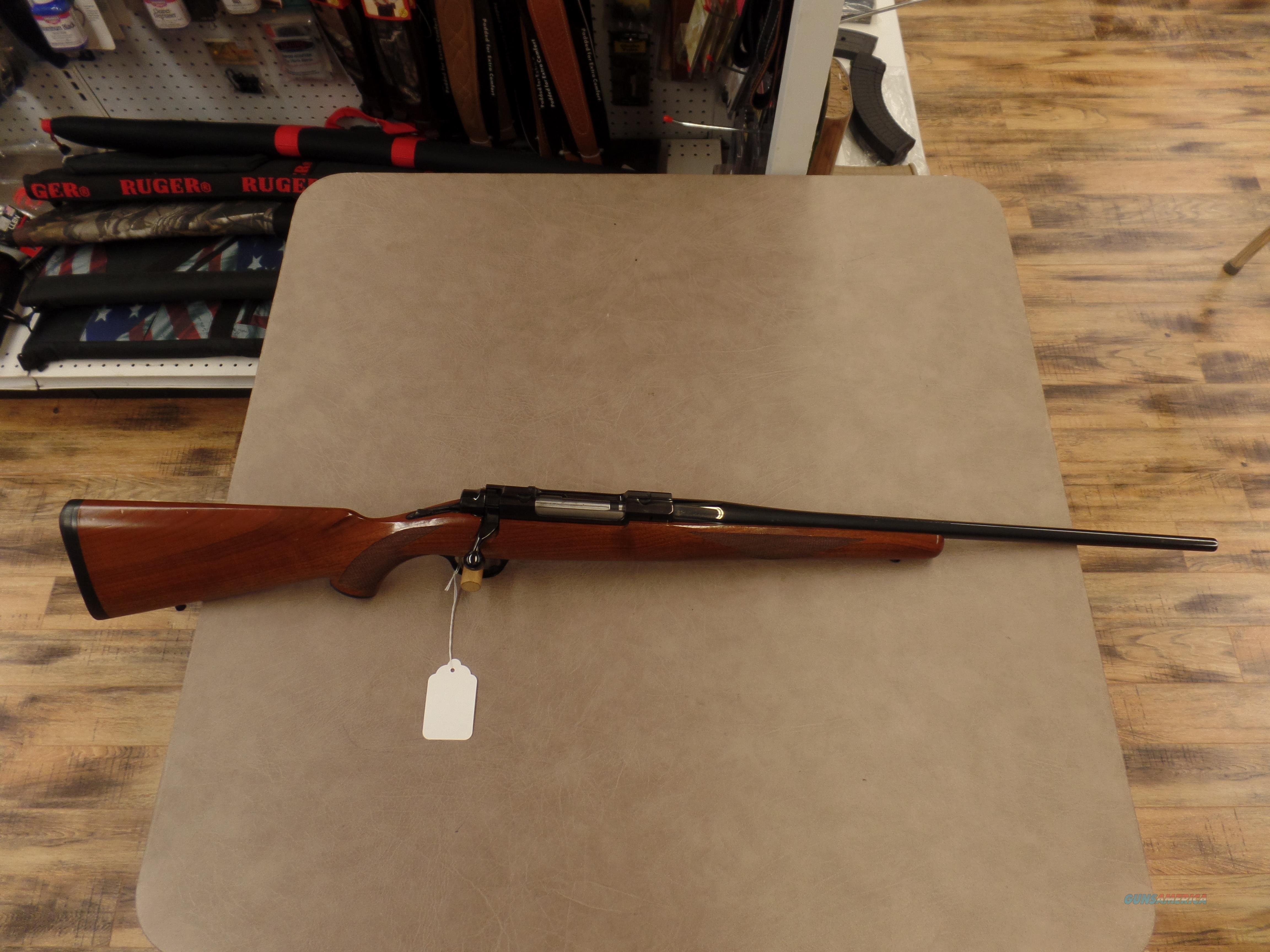 Ruger Model M-77 (270 CAL)  Guns > Rifles > Ruger Rifles > Model 77