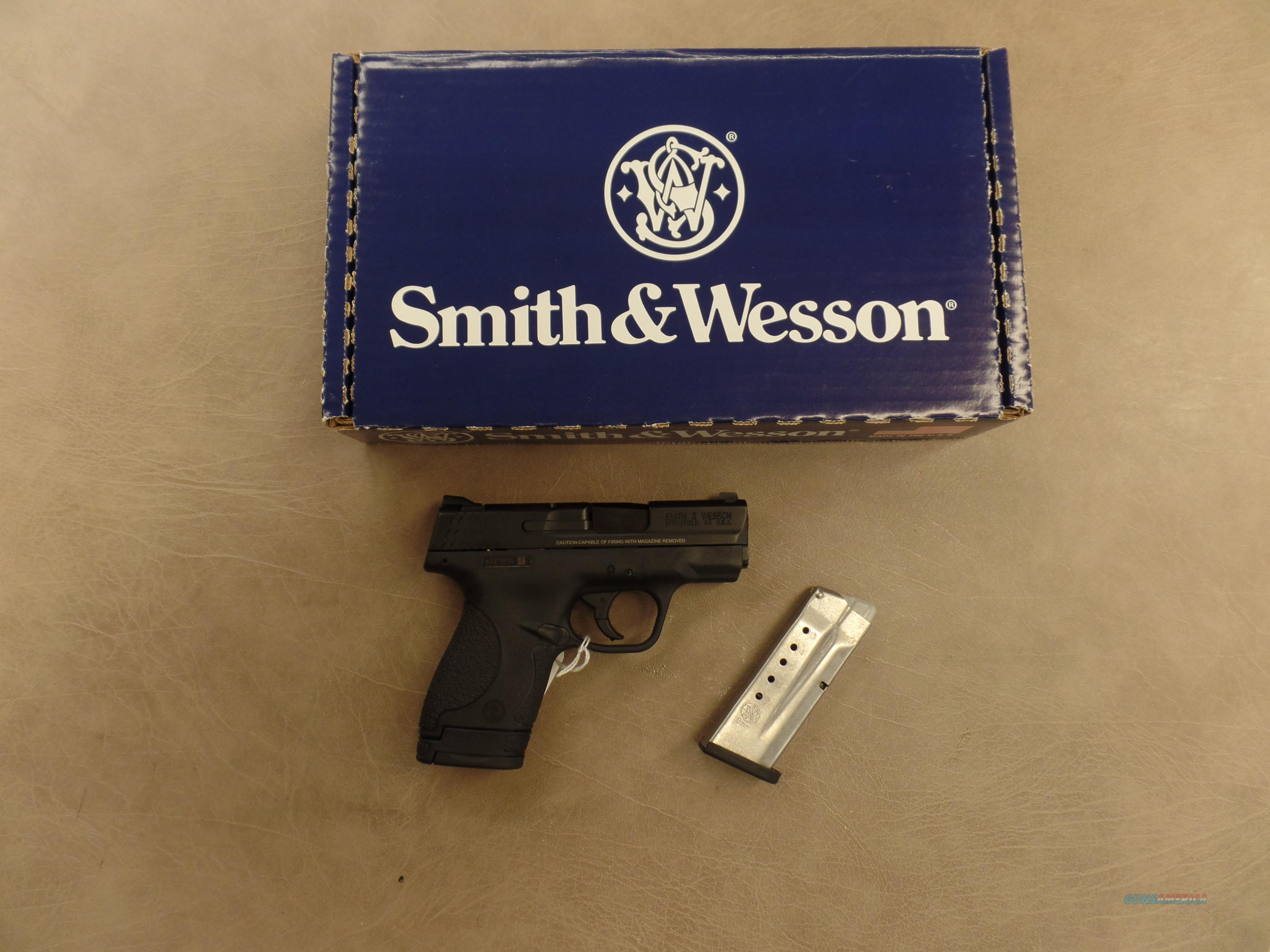 Smith & Wesson M&P 9mm Shield  Guns > Pistols > Smith & Wesson Pistols - Autos > Shield
