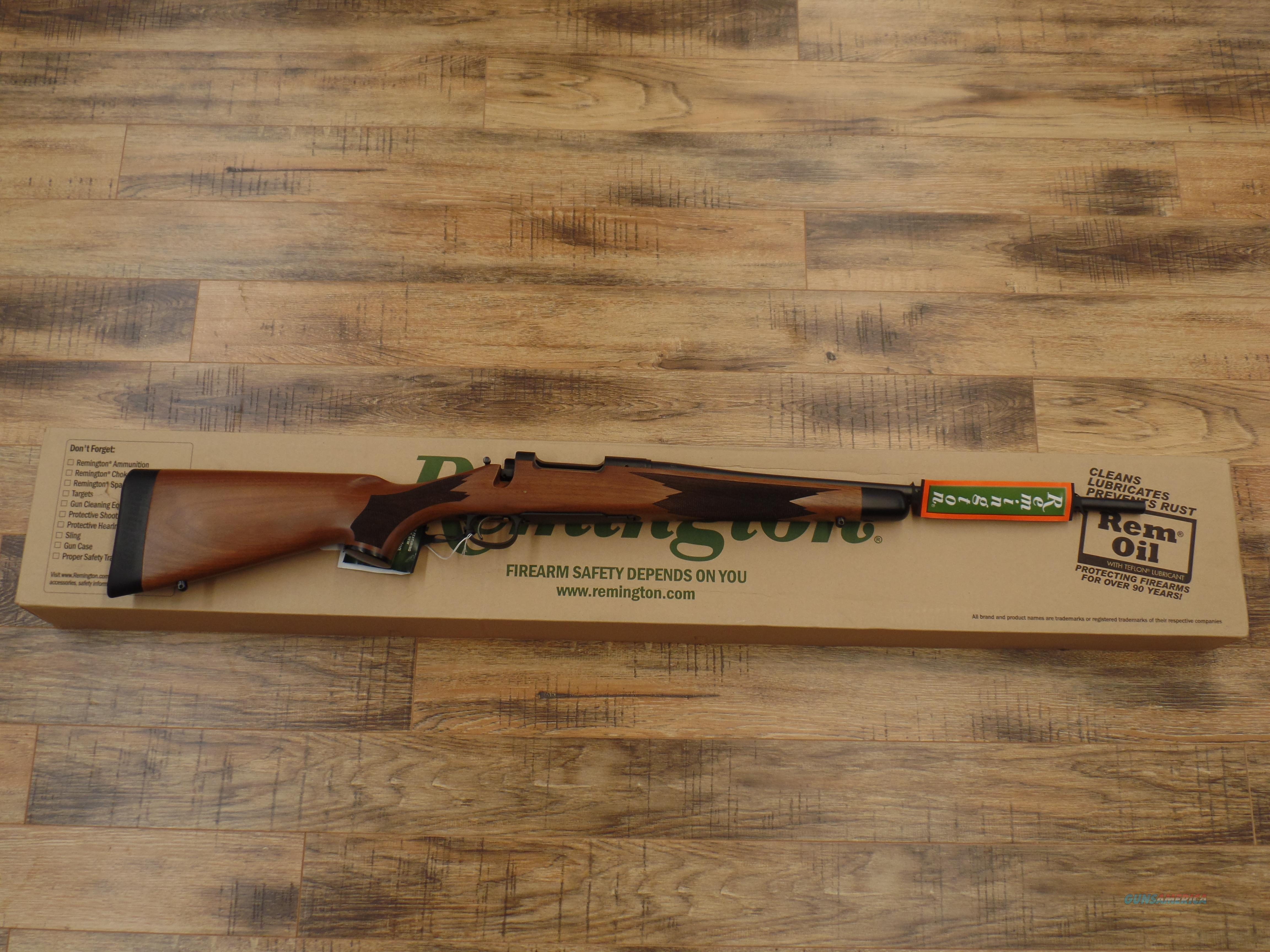 Remington Model 7 CDL (7mm08)  Guns > Rifles > Remington Rifles - Modern > Other