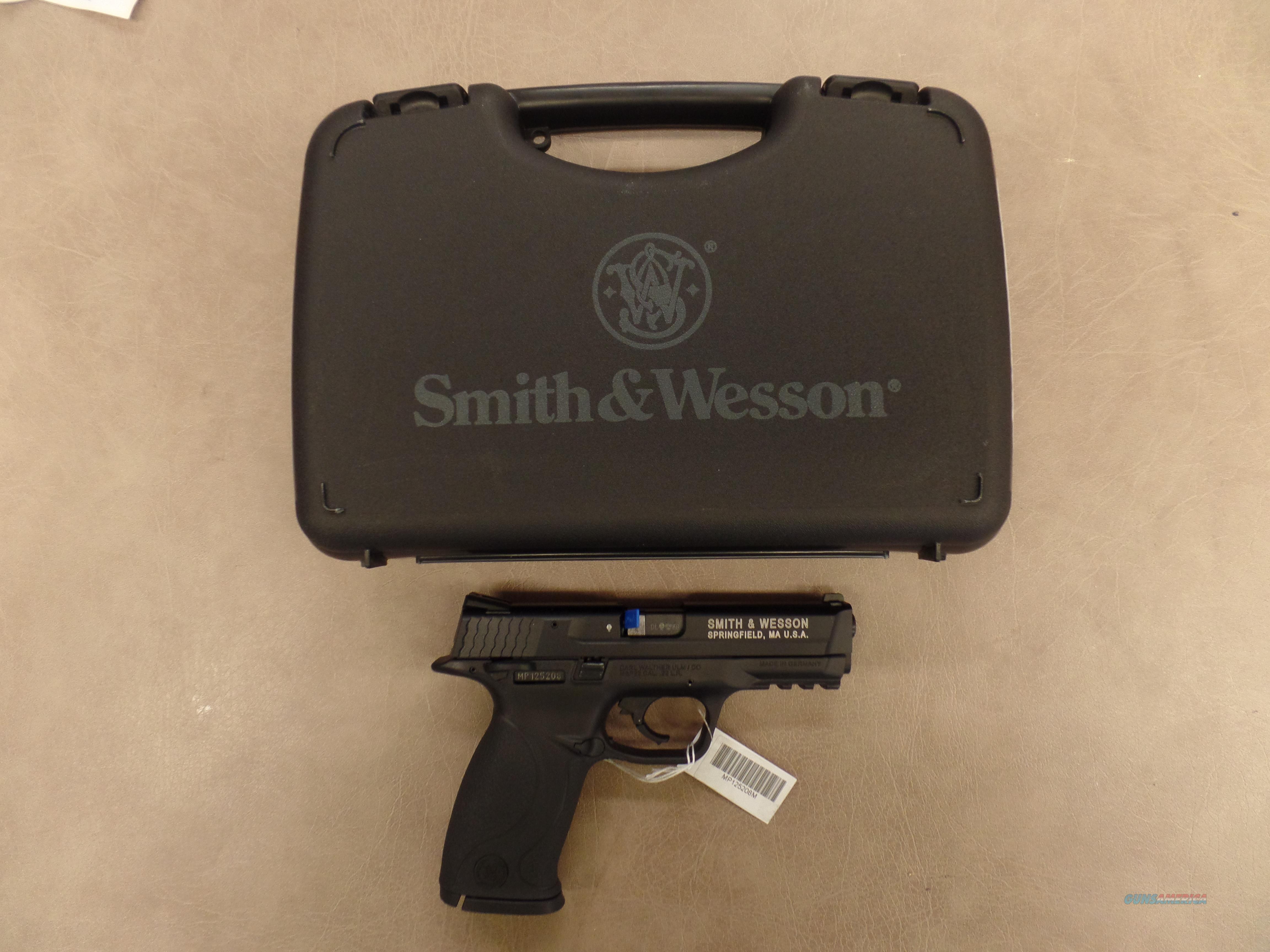 Smith & Wesson M&P 22  Guns > Pistols > Smith & Wesson Pistols - Autos > .22 Autos