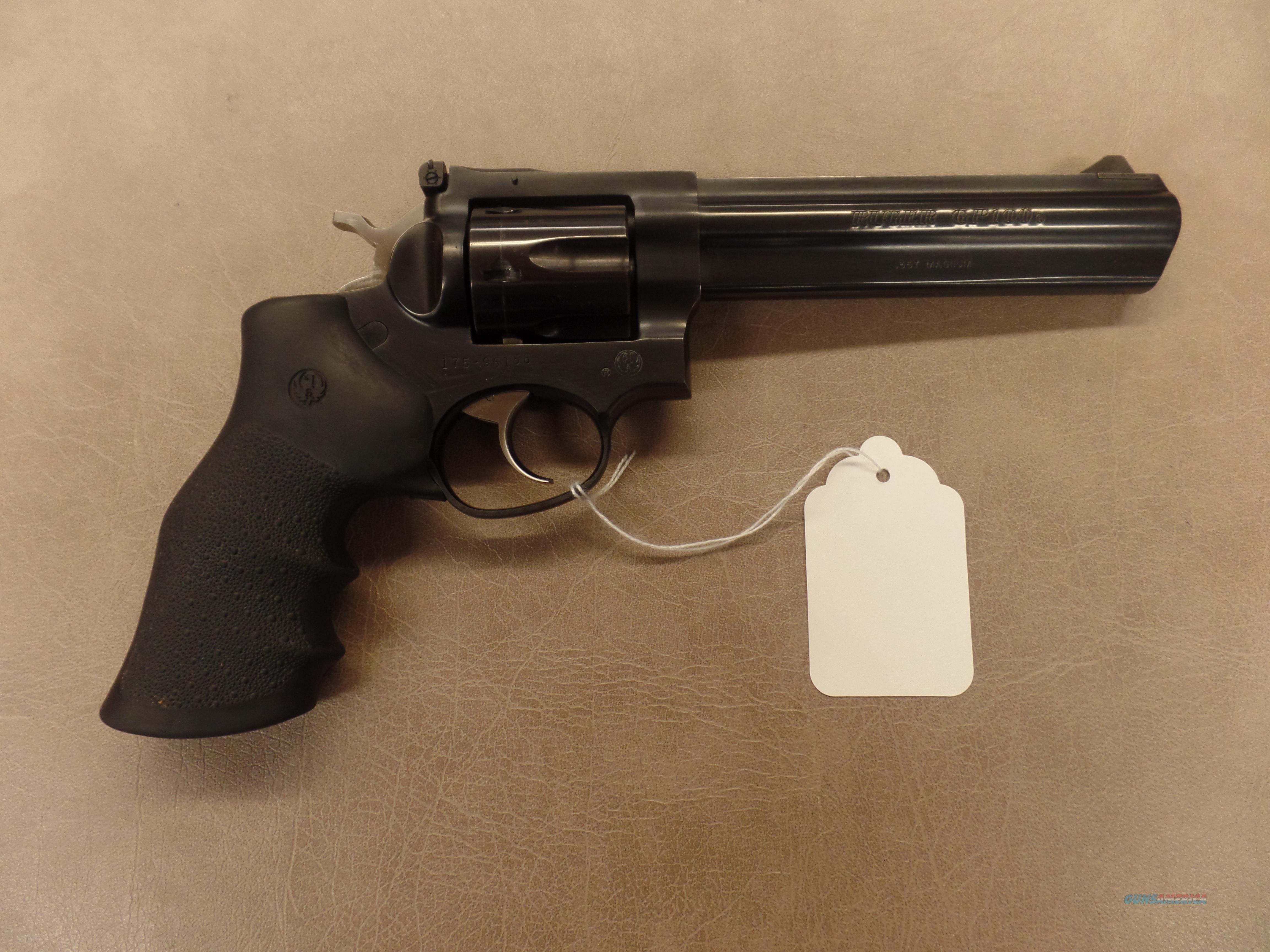 """Ruger GP100 Blued 6"""" (357 MAG)  Guns > Pistols > Ruger Double Action Revolver > GP100"""
