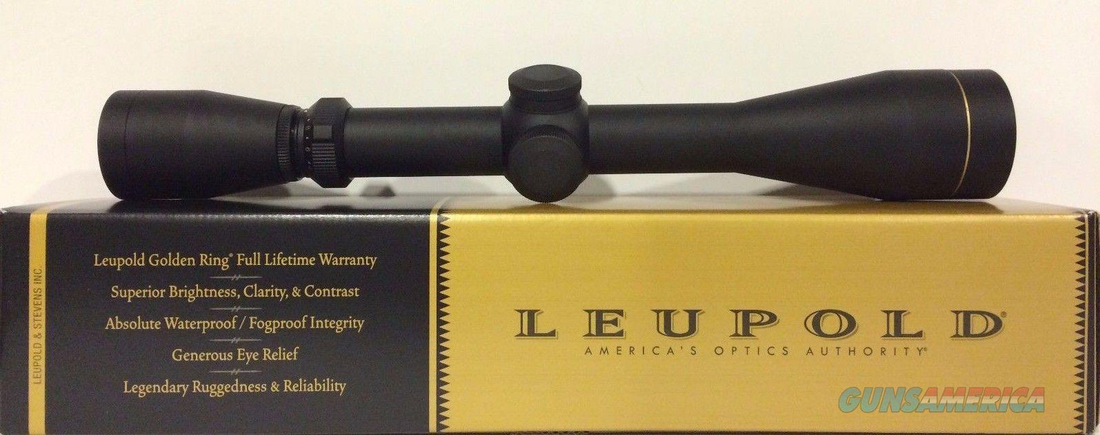 Leupold vx-1 3x9x40 matte duplex  Non-Guns > Scopes/Mounts/Rings & Optics > Rifle Scopes > Variable Focal Length