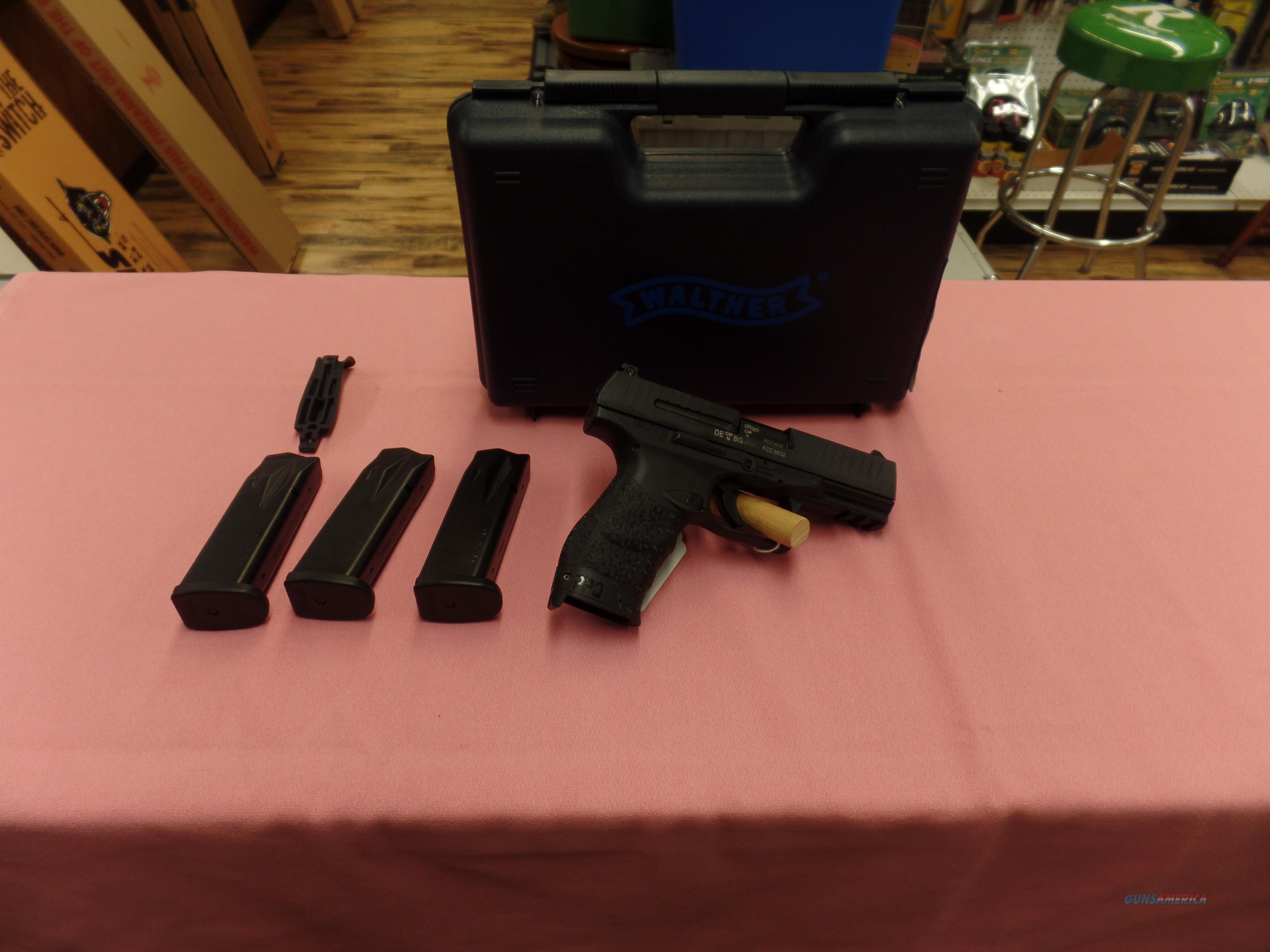 Walther PPQ 45 M2--.45 acp  Guns > Pistols > Walther Pistols > Post WWII > P99/PPQ