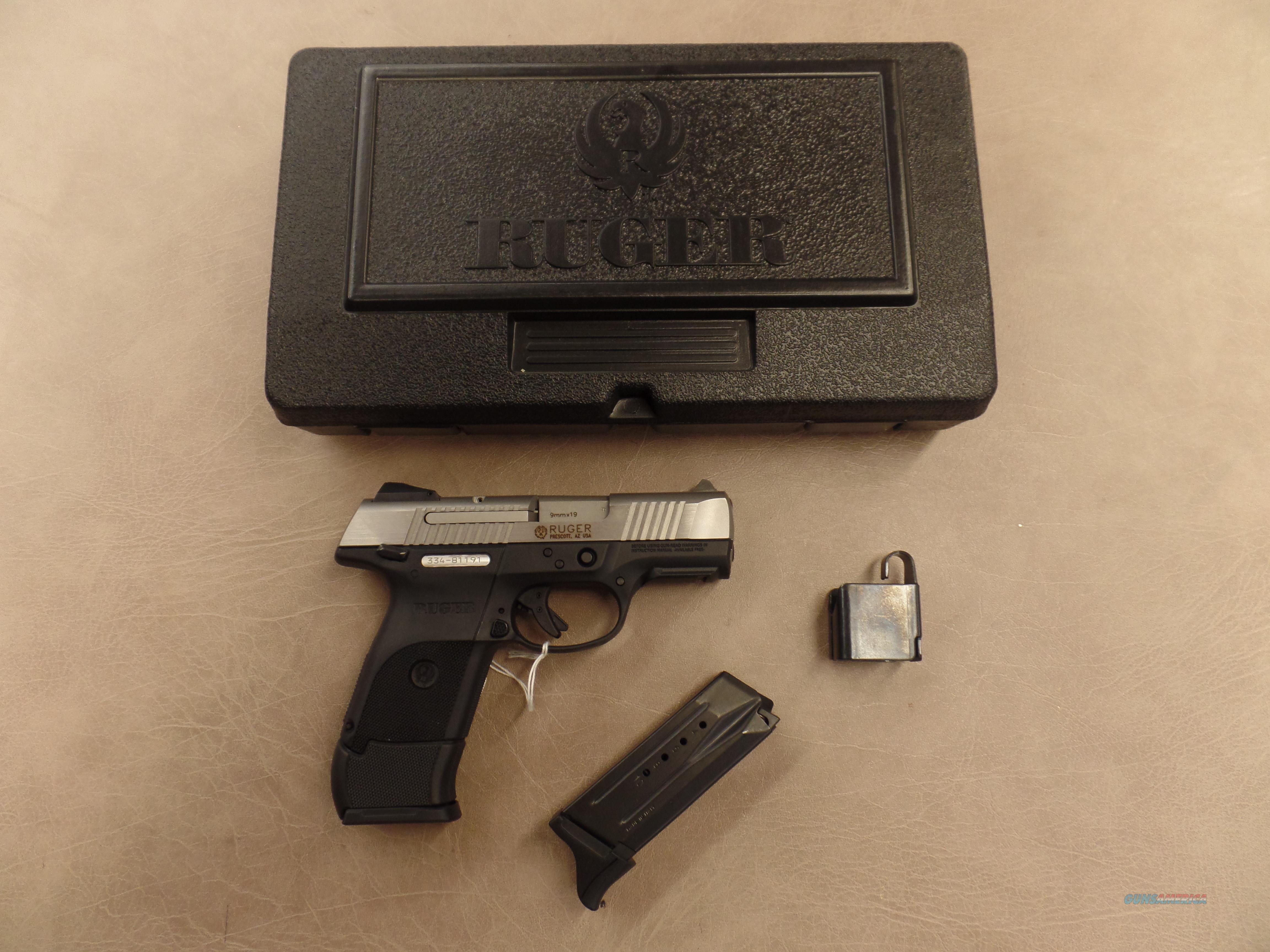 Ruger Model SR9C  Guns > Pistols > Ruger Semi-Auto Pistols > SR Family > SR9C