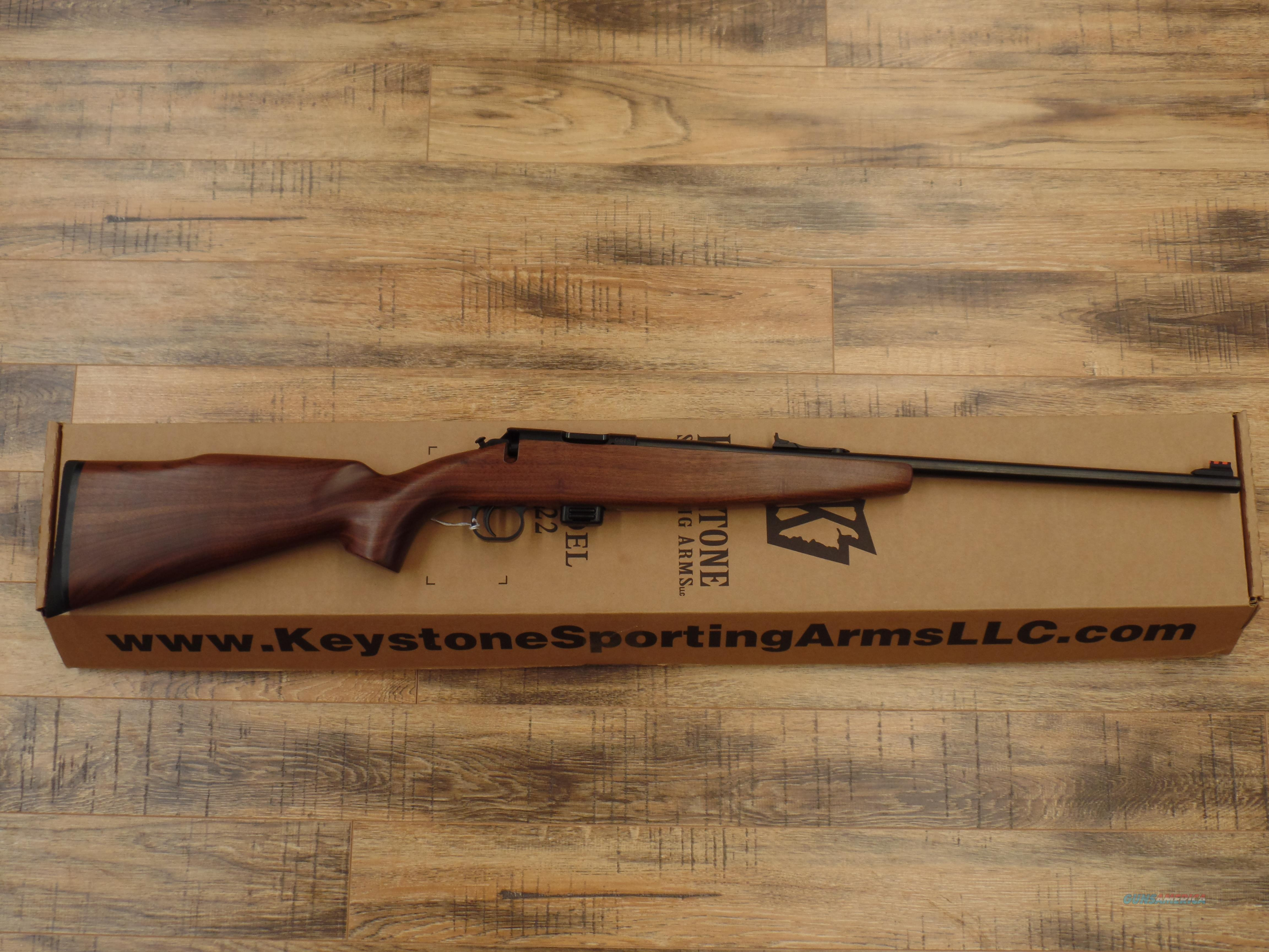 Keystone Arms 722 sporter  Guns > Rifles > A Misc Rifles