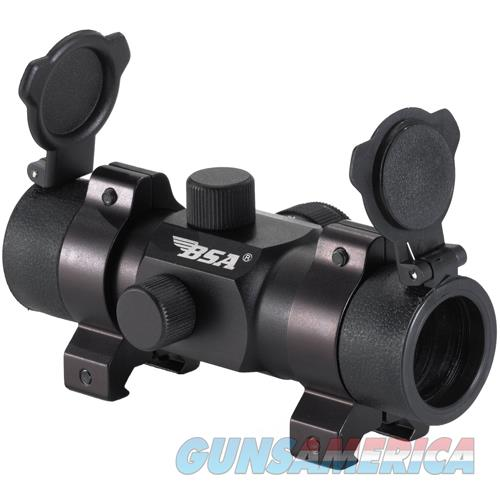 BSA Tactical 30mm Red Dot Sight  Non-Guns > Scopes/Mounts/Rings & Optics > Tactical Scopes > Red Dot