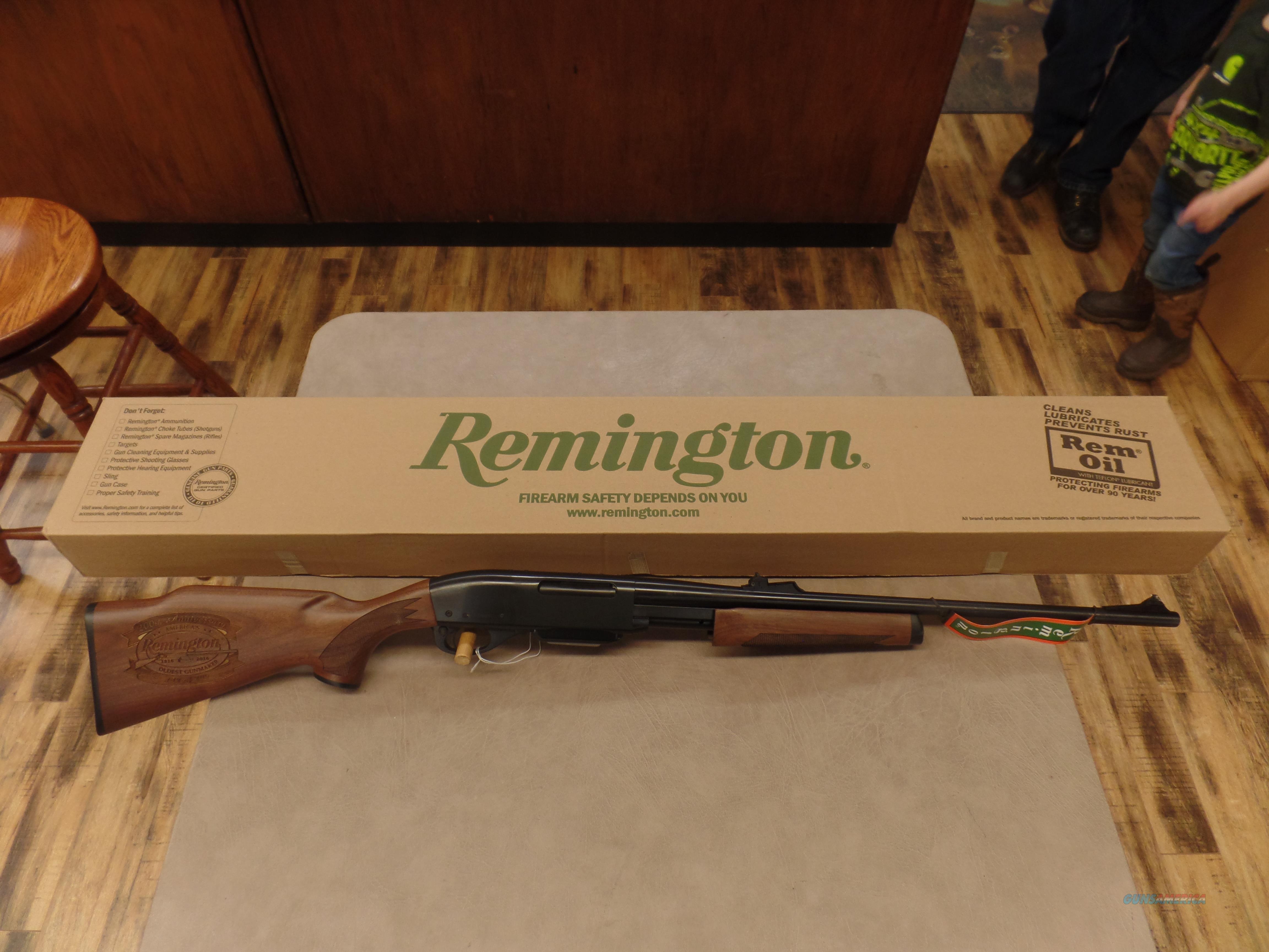 Remington Model 7600 200 Year Edition in (30-06)  Guns > Rifles > Remington Rifles - Modern > Other