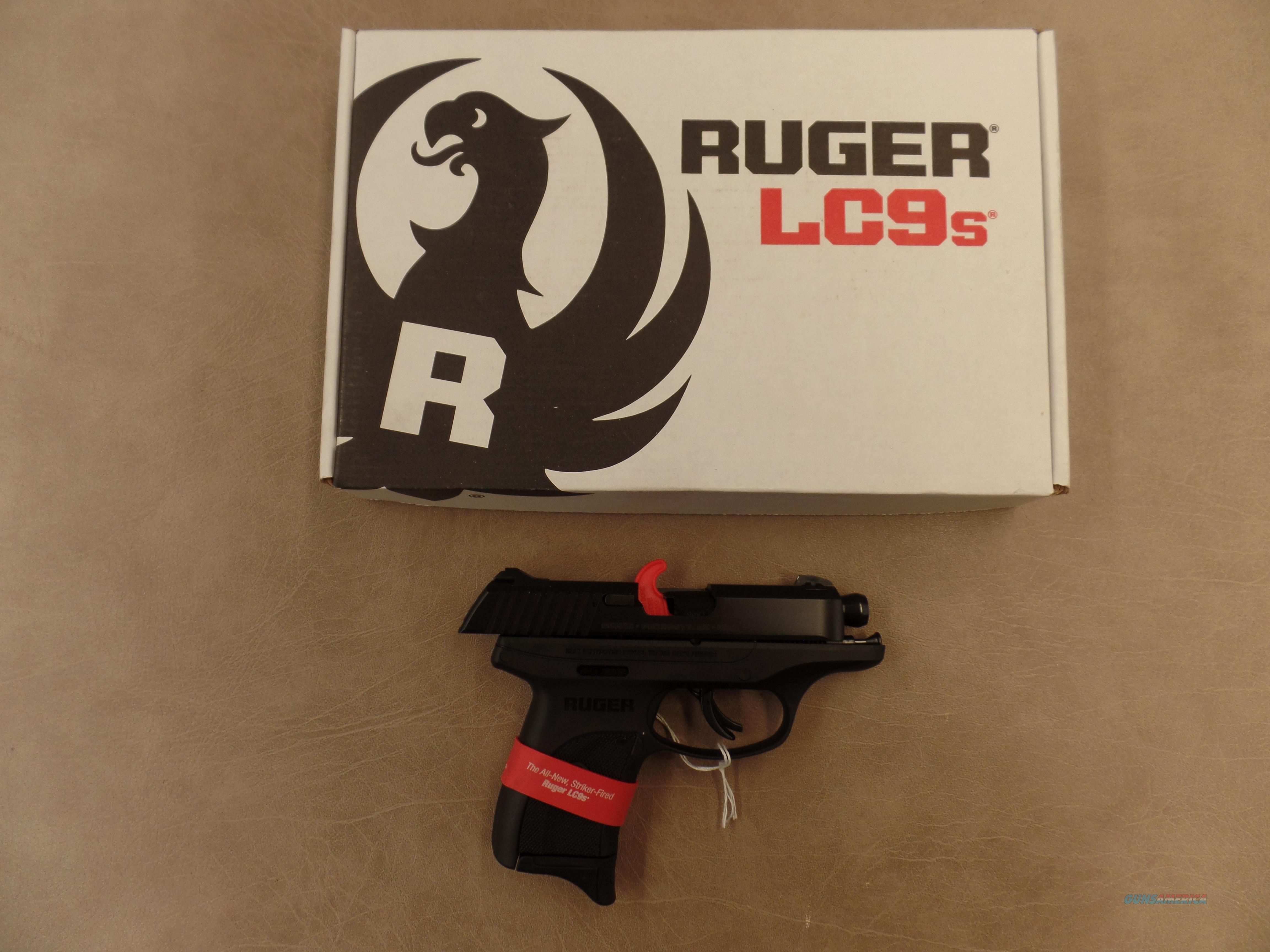 Ruger LC9s 9MM.  Guns > Pistols > Ruger Semi-Auto Pistols > LC9