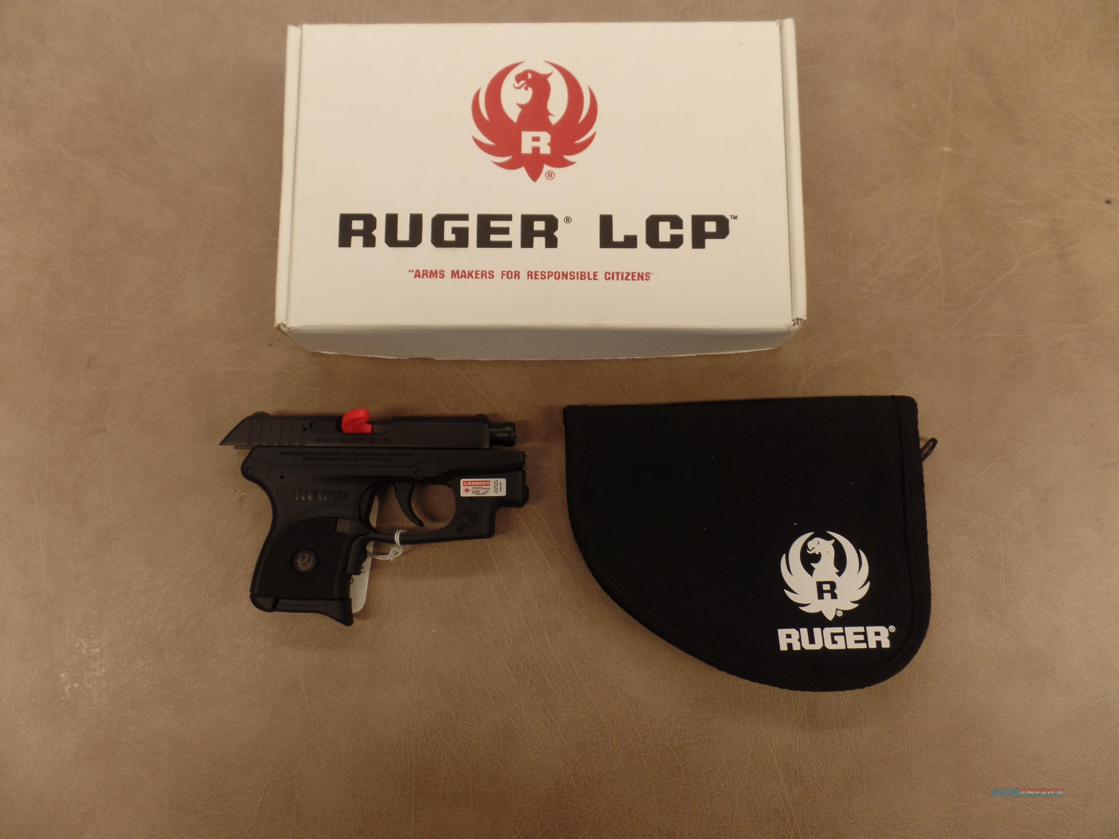 Ruger LCP 380 With Crimson Trace  Guns > Pistols > Ruger Semi-Auto Pistols > LCP