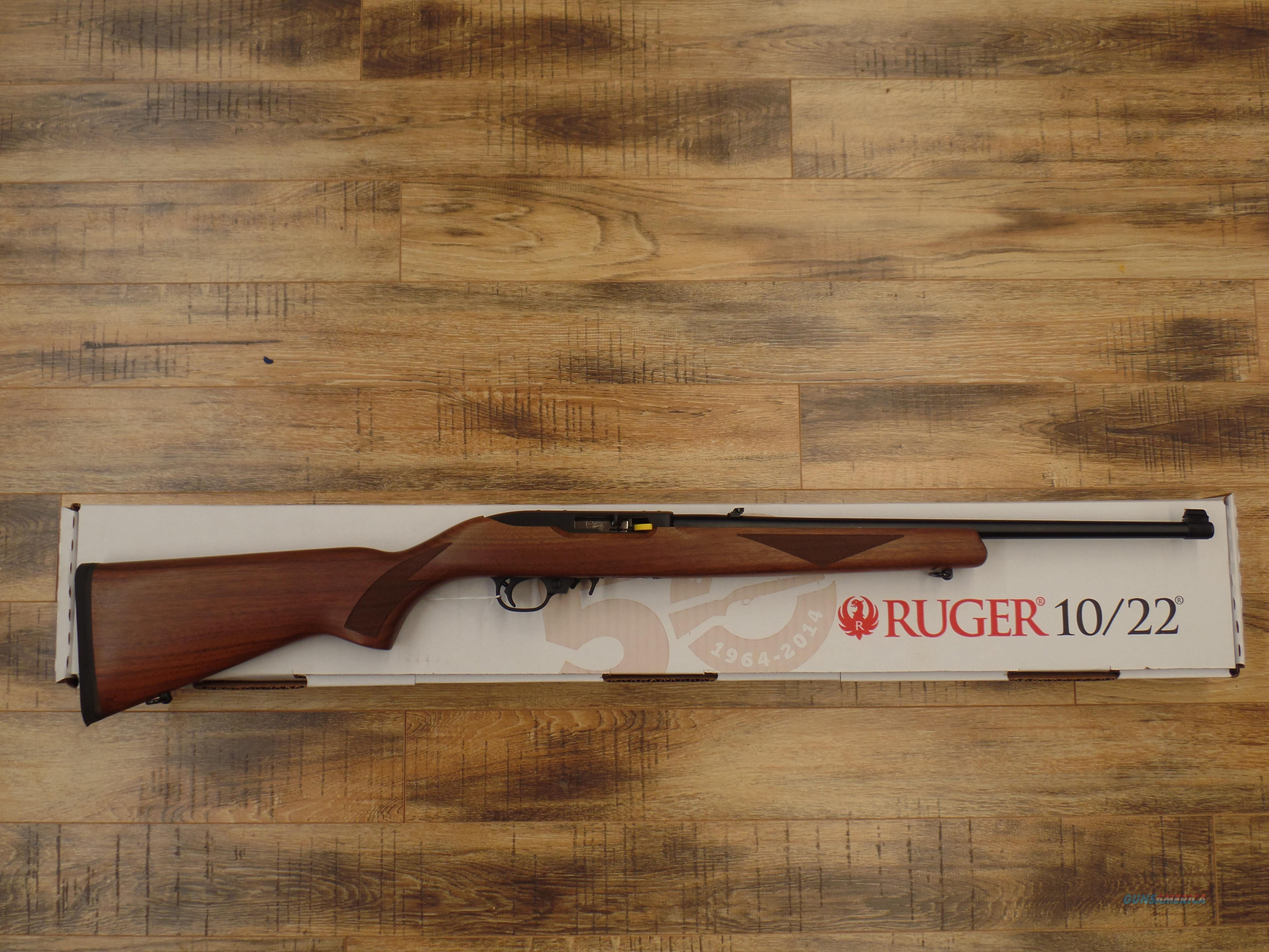 Ruger Model 10/22 Delux (22 LR)  Guns > Rifles > Ruger Rifles > 10-22