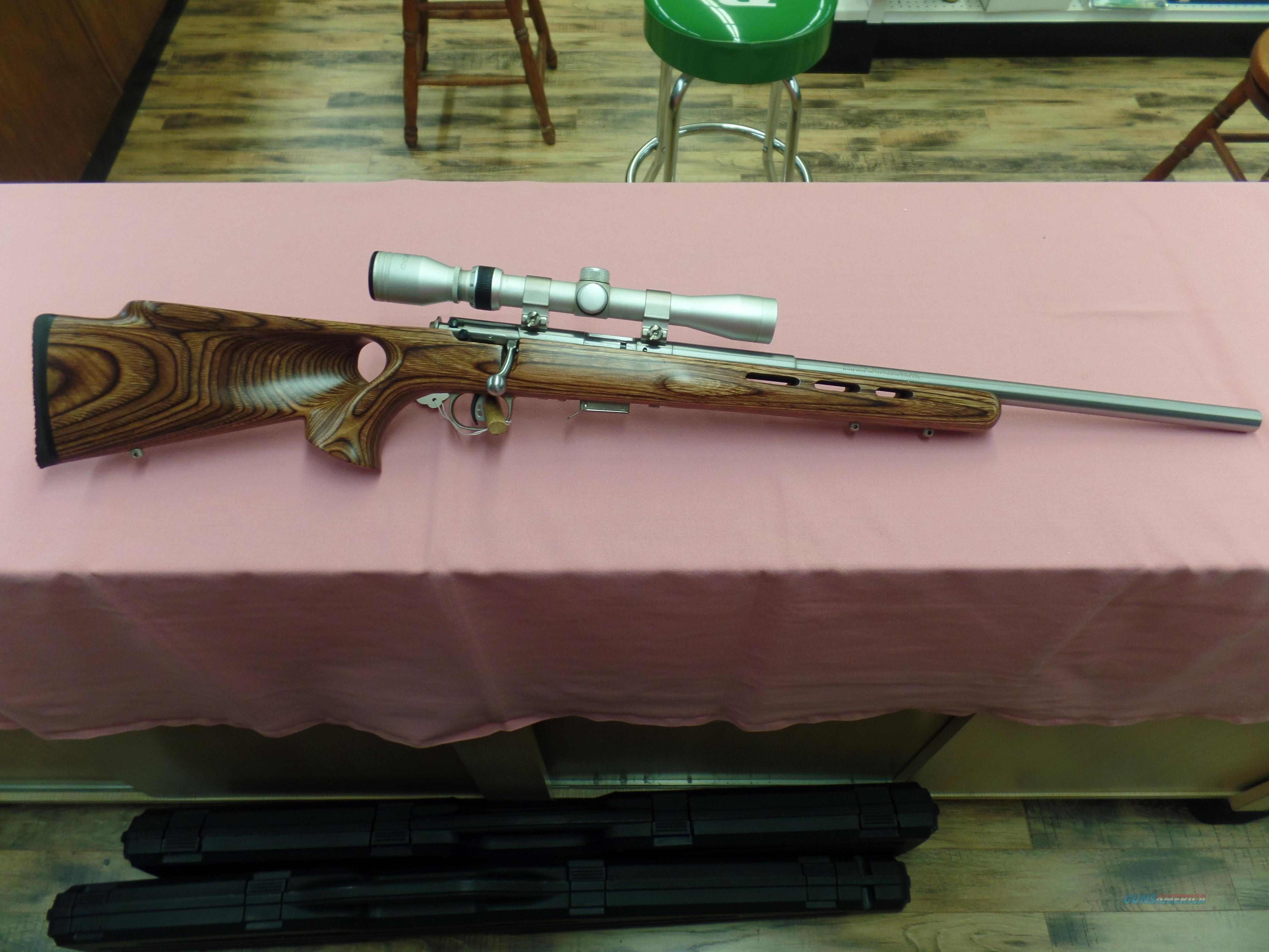 Savage Model 93R17 -- 17HMR  Guns > Rifles > Savage Rifles > Rimfire