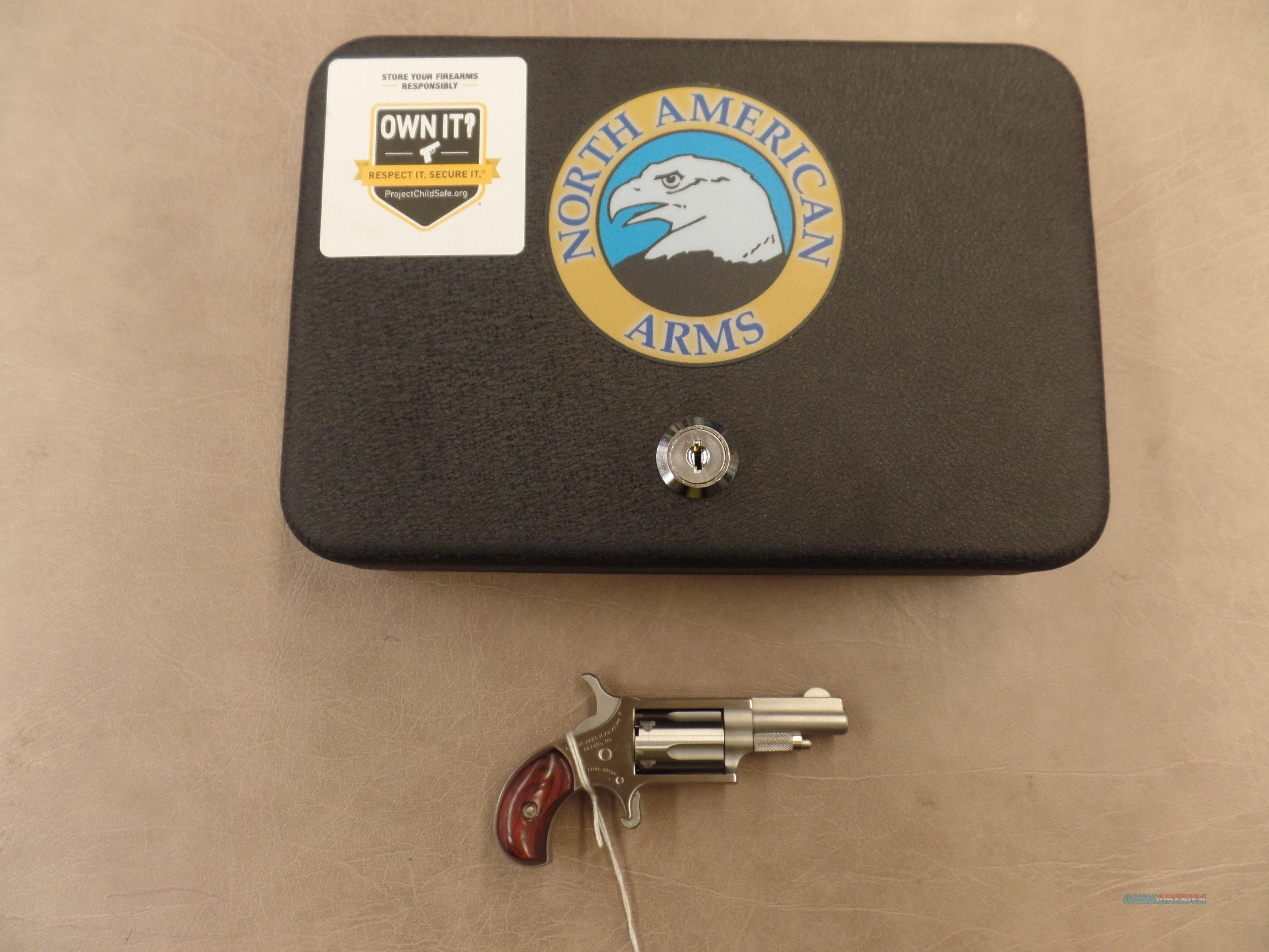 "North American Arms Mini 1 5/8"" Barrel  Guns > Pistols > North American Arms Pistols"