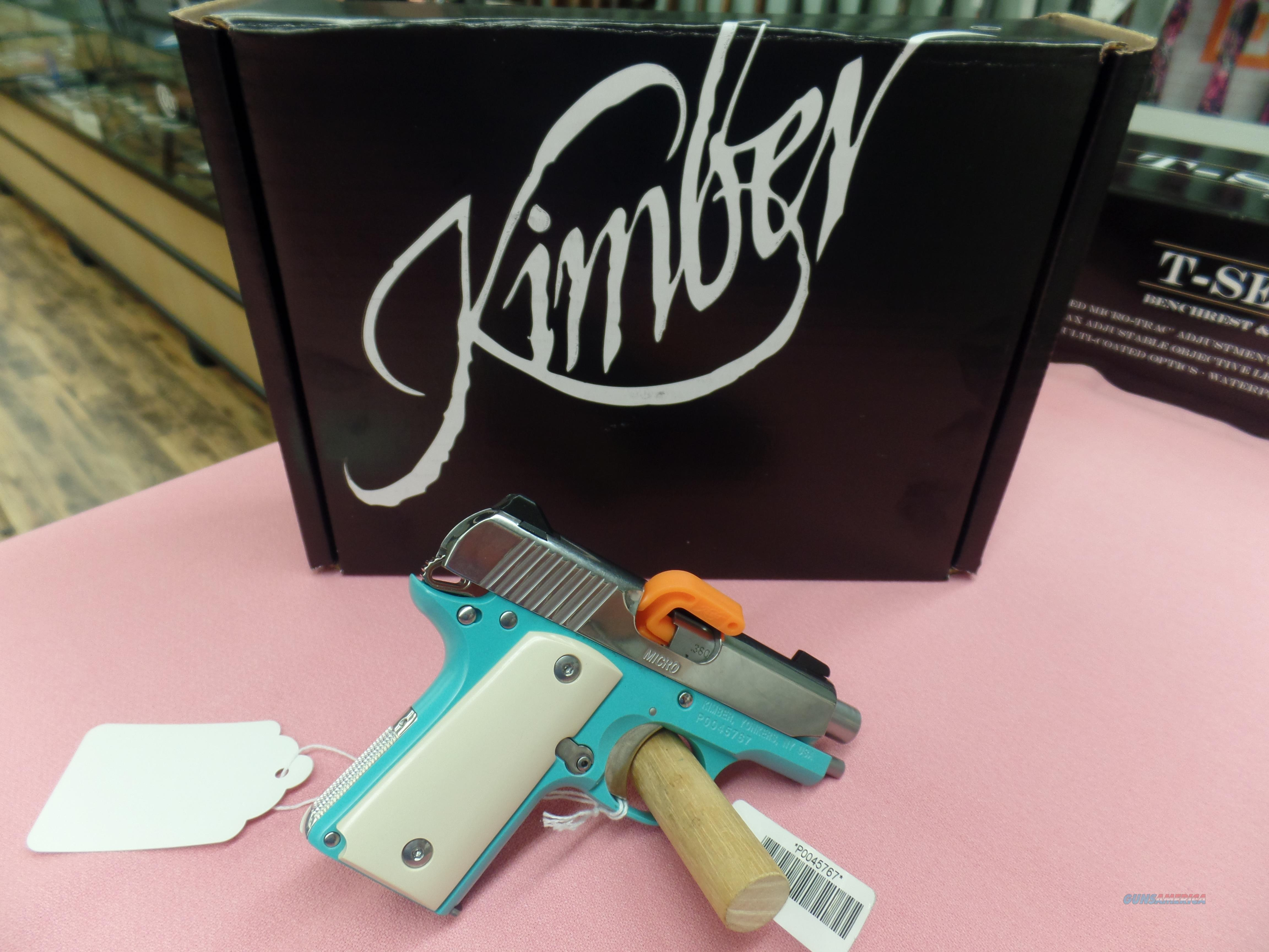 Kimber Micro .380 Bel Air- .380  Guns > Pistols > Kimber of America Pistols > Micro